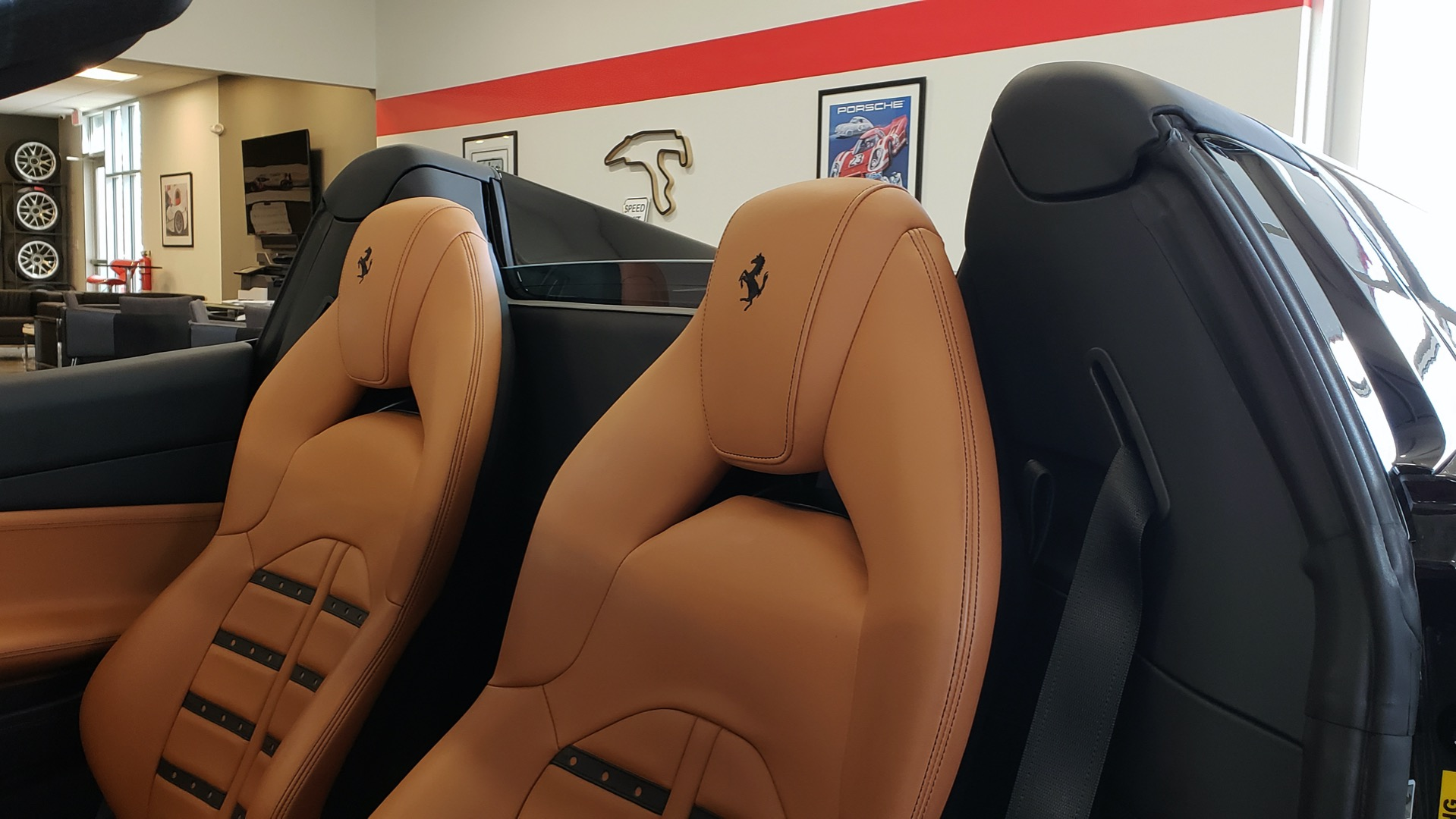 Used 2017 Ferrari 488 Spider SUSP LFT / JBL SND / SPRT EXH / F1 TRANS for sale $315,000 at Formula Imports in Charlotte NC 28227 60