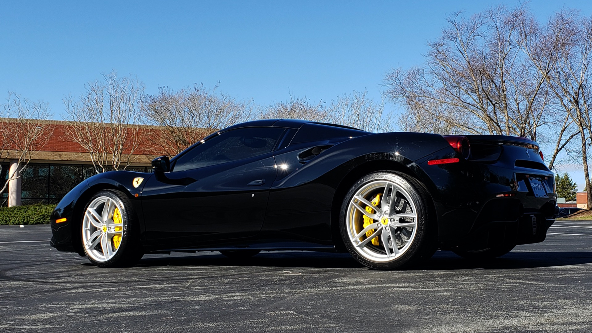 Used 2017 Ferrari 488 SPIDER F1 TRANS / 661HP / POWER-TOP / PREM SOUND / SPORT EXH for sale Sold at Formula Imports in Charlotte NC 28227 7