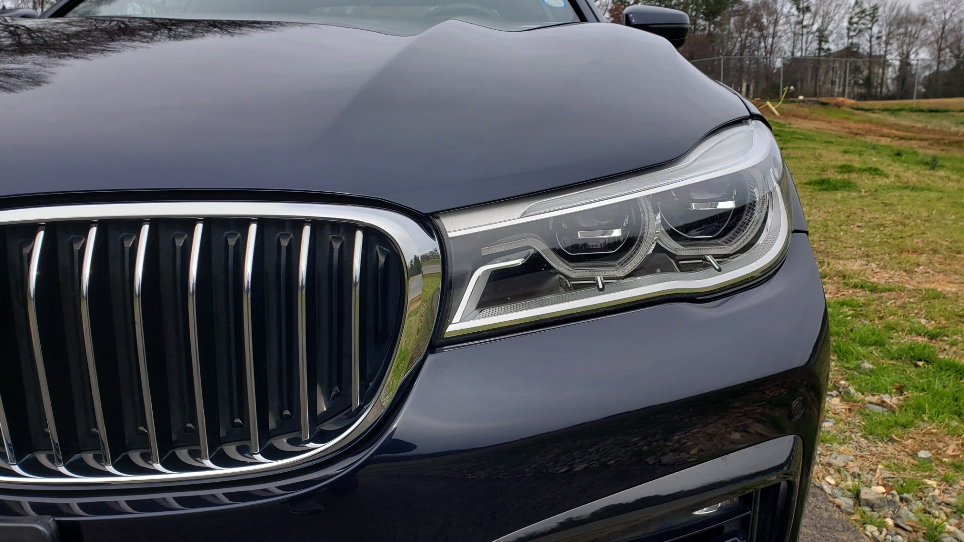 Used 2017 BMW 7 SERIES 750I XDRIVE / M-SPORT / DRVR ASST / EXEC PKG / CLD WTHR for sale Sold at Formula Imports in Charlotte NC 28227 11