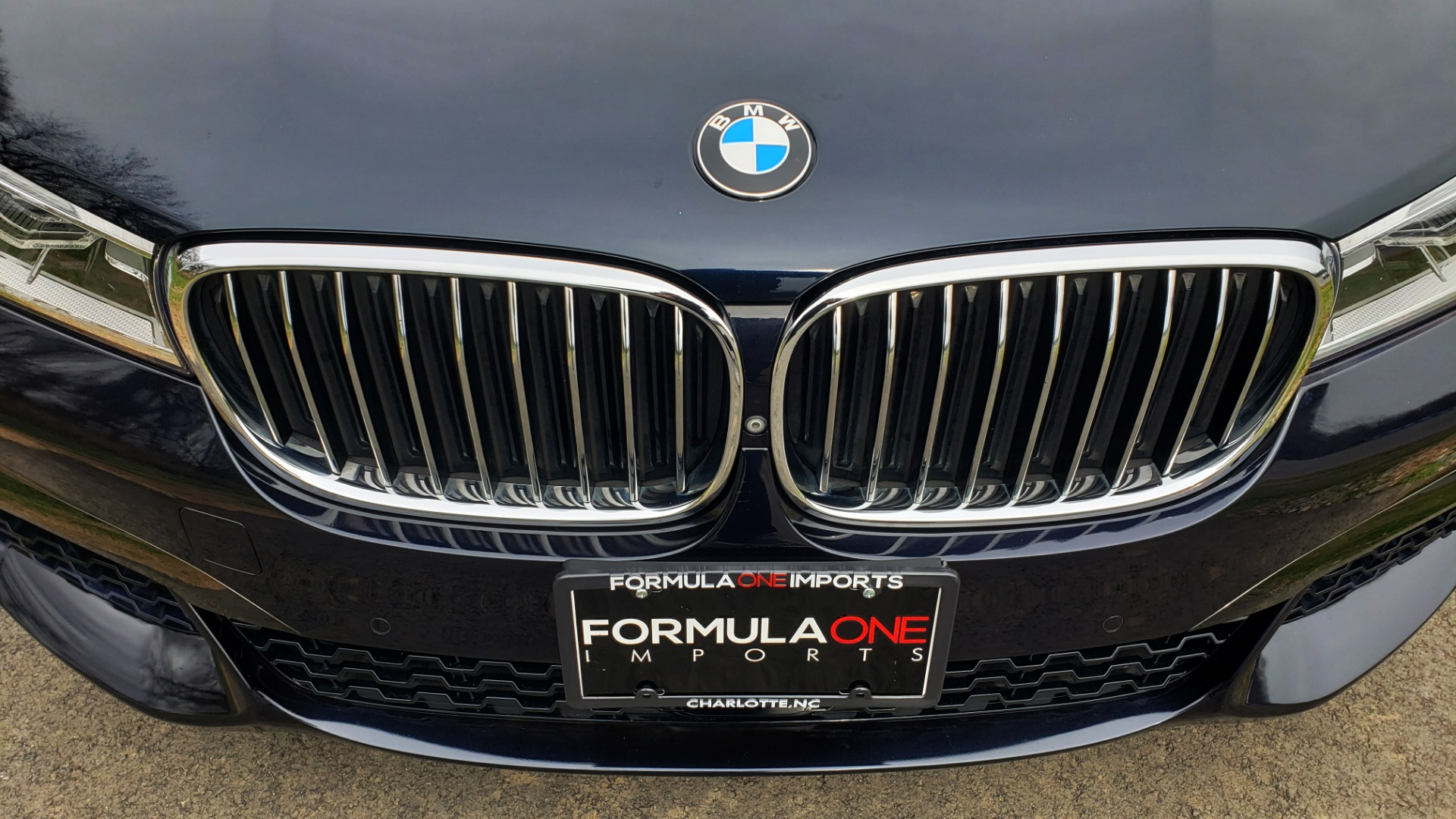 Used 2017 BMW 7 SERIES 750I XDRIVE / M-SPORT / DRVR ASST / EXEC PKG / CLD WTHR for sale Sold at Formula Imports in Charlotte NC 28227 12