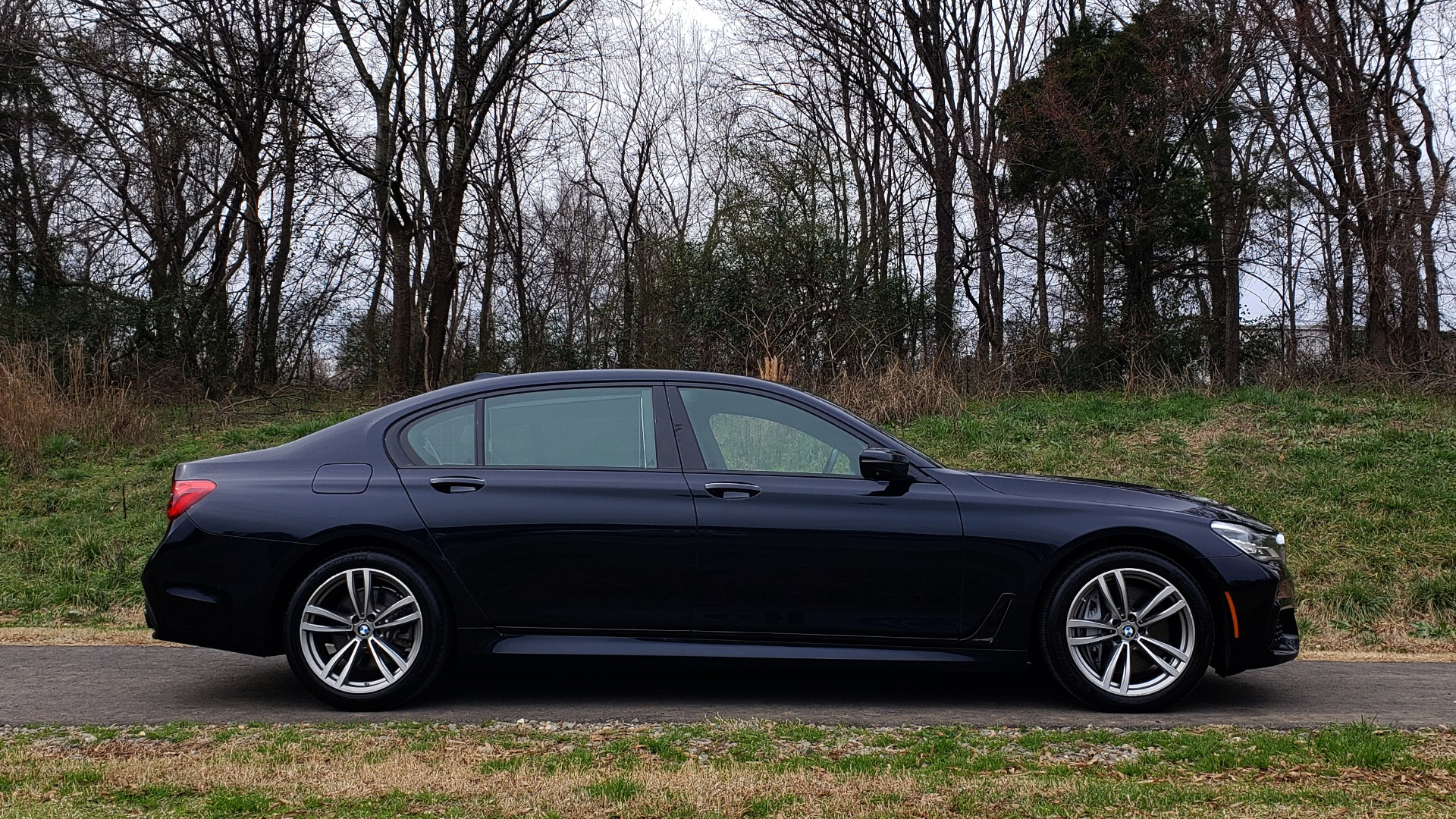 Used 2017 BMW 7 SERIES 750I XDRIVE / M-SPORT / DRVR ASST / EXEC PKG / CLD WTHR for sale Sold at Formula Imports in Charlotte NC 28227 5