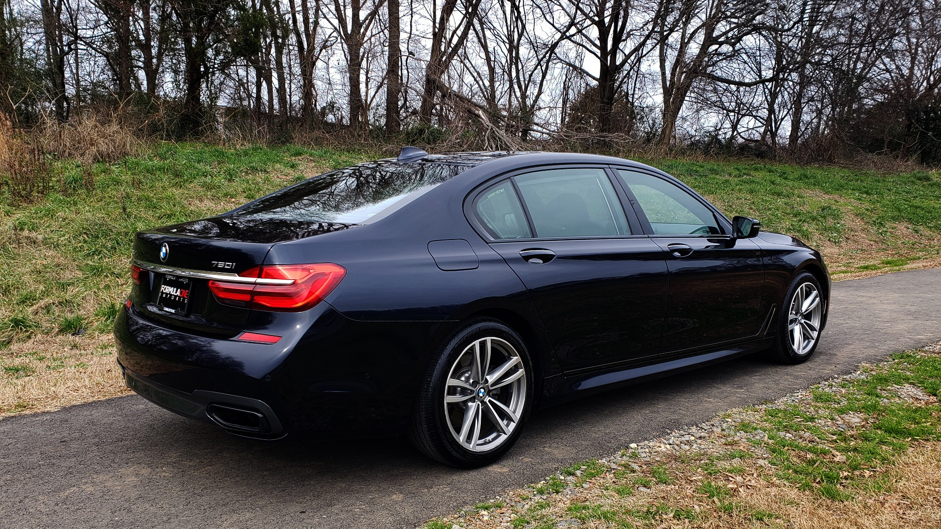Used 2017 BMW 7 SERIES 750I XDRIVE / M-SPORT / DRVR ASST / EXEC PKG / CLD WTHR for sale Sold at Formula Imports in Charlotte NC 28227 6