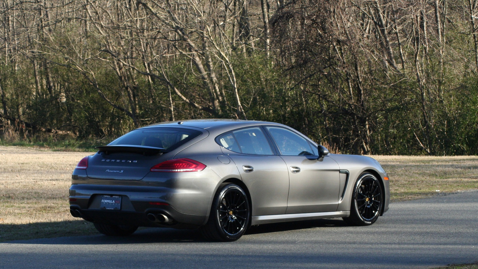 Used 2016 Porsche PANAMERA S / TURBO V6 / PDK / NAV / BOSE / SNRF / LDW / REARVIEW for sale Sold at Formula Imports in Charlotte NC 28227 13
