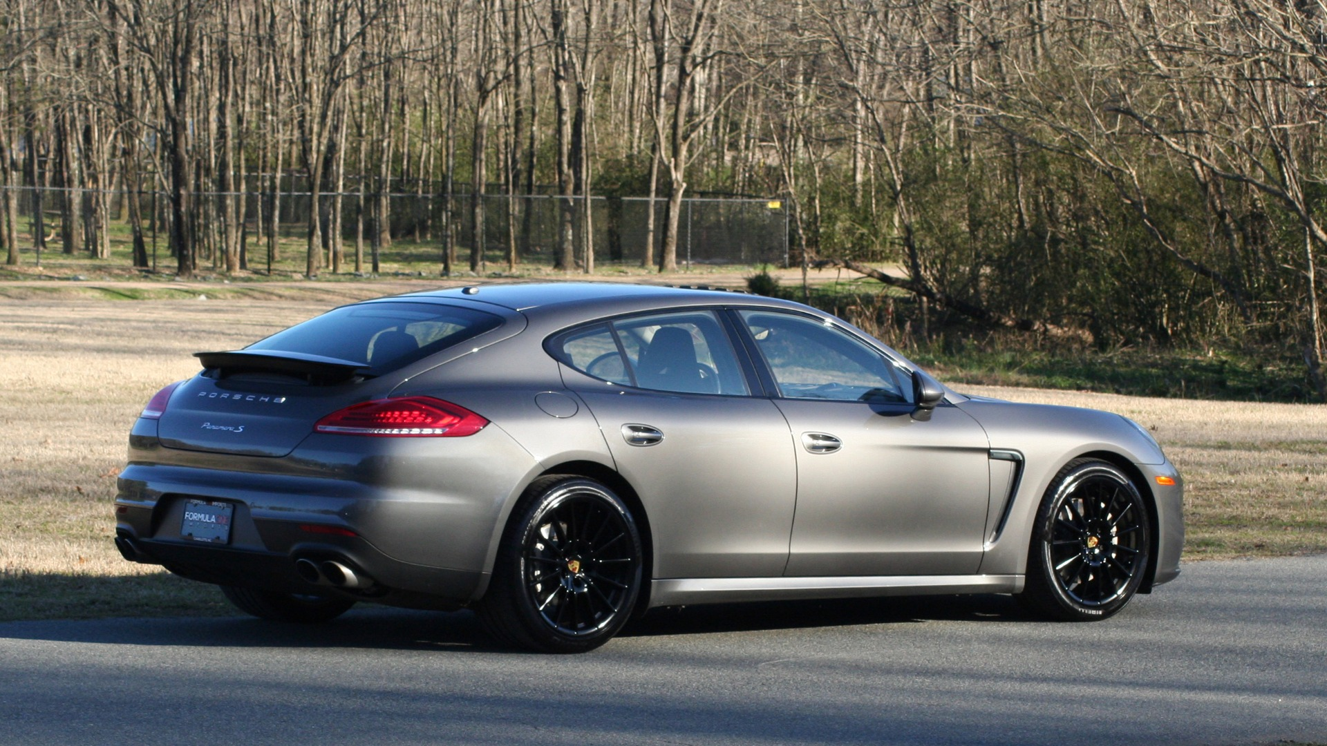 Used 2016 Porsche PANAMERA S / TURBO V6 / PDK / NAV / BOSE / SNRF / LDW / REARVIEW for sale Sold at Formula Imports in Charlotte NC 28227 14