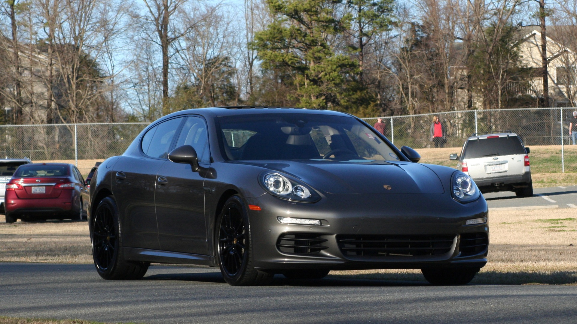 Used 2016 Porsche PANAMERA S / TURBO V6 / PDK / NAV / BOSE / SNRF / LDW / REARVIEW for sale Sold at Formula Imports in Charlotte NC 28227 18