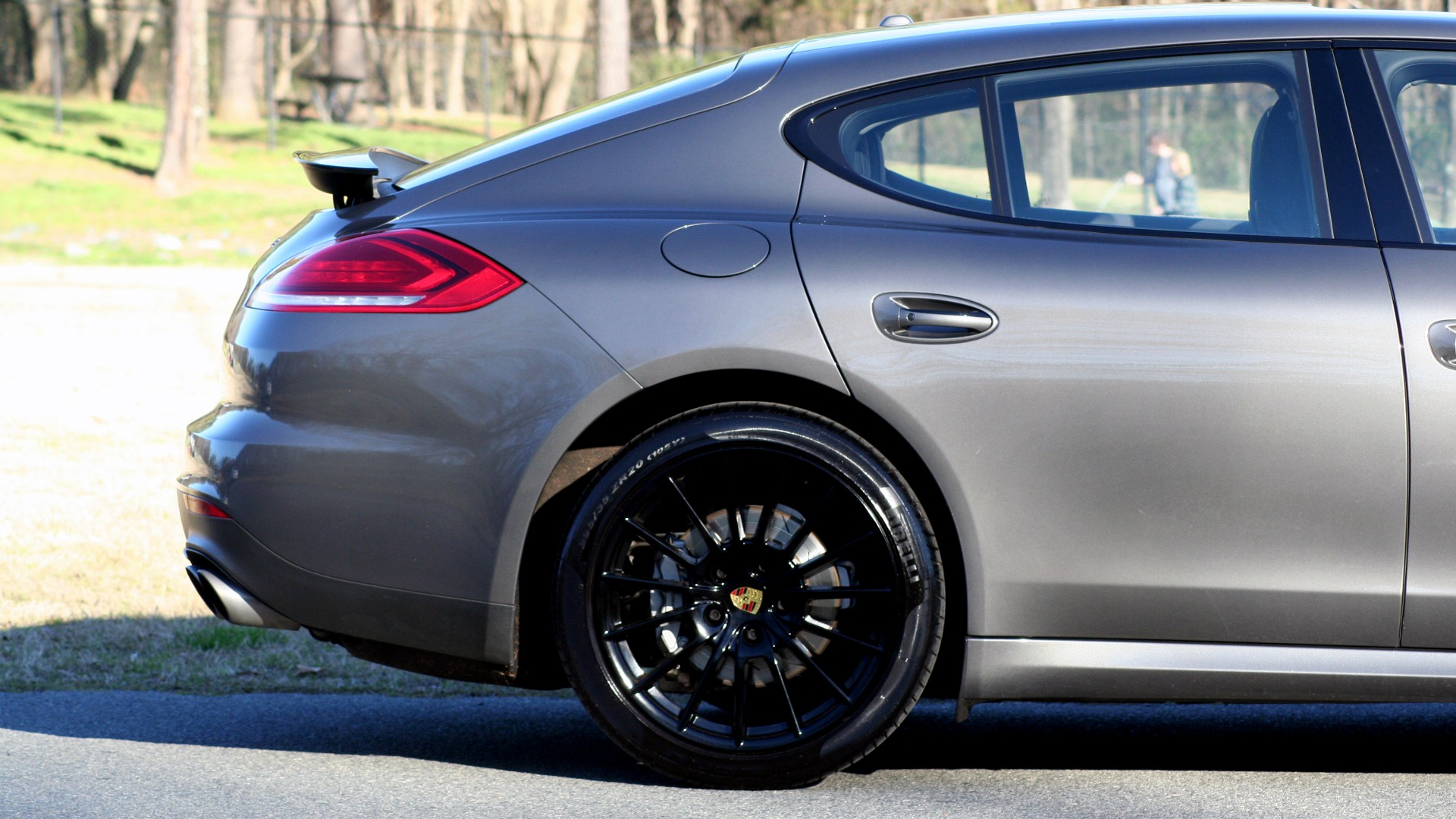 Used 2016 Porsche PANAMERA S / TURBO V6 / PDK / NAV / BOSE / SNRF / LDW / REARVIEW for sale Sold at Formula Imports in Charlotte NC 28227 19
