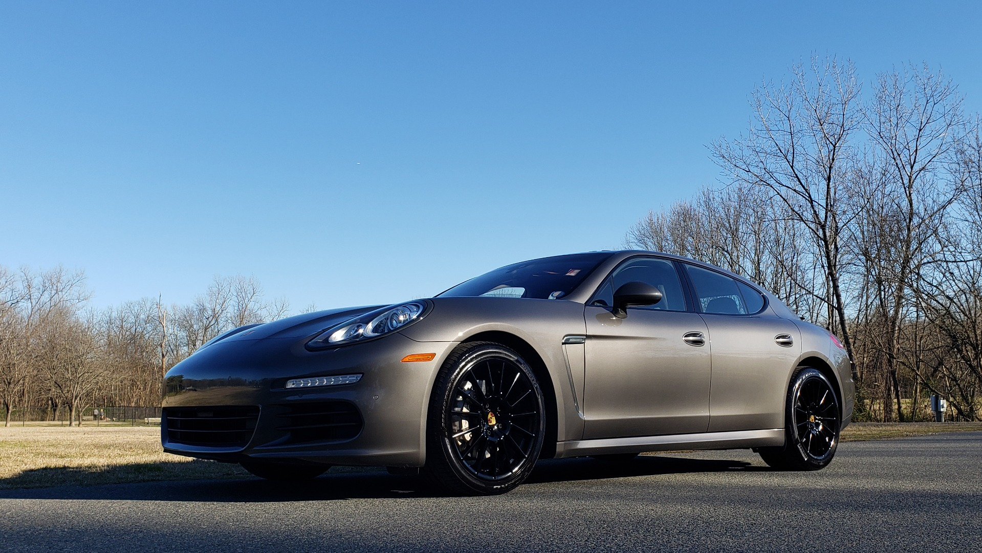 Used 2016 Porsche PANAMERA S / TURBO V6 / PDK / NAV / BOSE / SNRF / LDW / REARVIEW for sale Sold at Formula Imports in Charlotte NC 28227 31