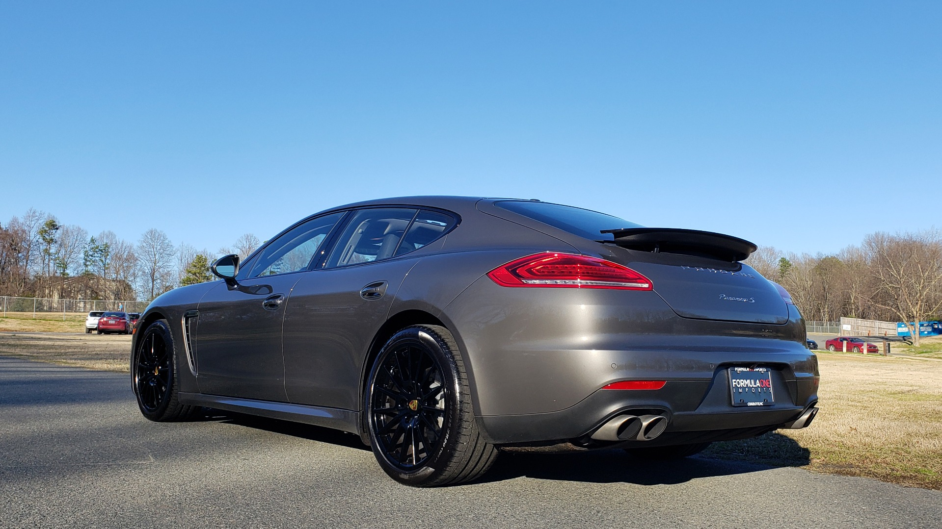 Used 2016 Porsche PANAMERA S / TURBO V6 / PDK / NAV / BOSE / SNRF / LDW / REARVIEW for sale Sold at Formula Imports in Charlotte NC 28227 33