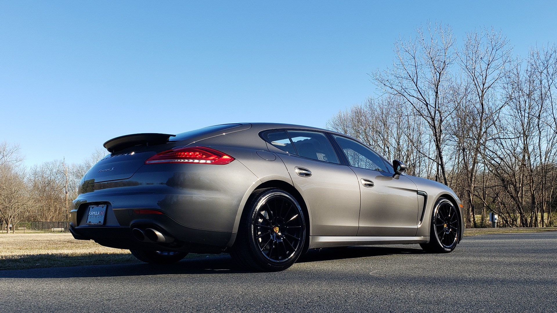 Used 2016 Porsche PANAMERA S / TURBO V6 / PDK / NAV / BOSE / SNRF / LDW / REARVIEW for sale Sold at Formula Imports in Charlotte NC 28227 36