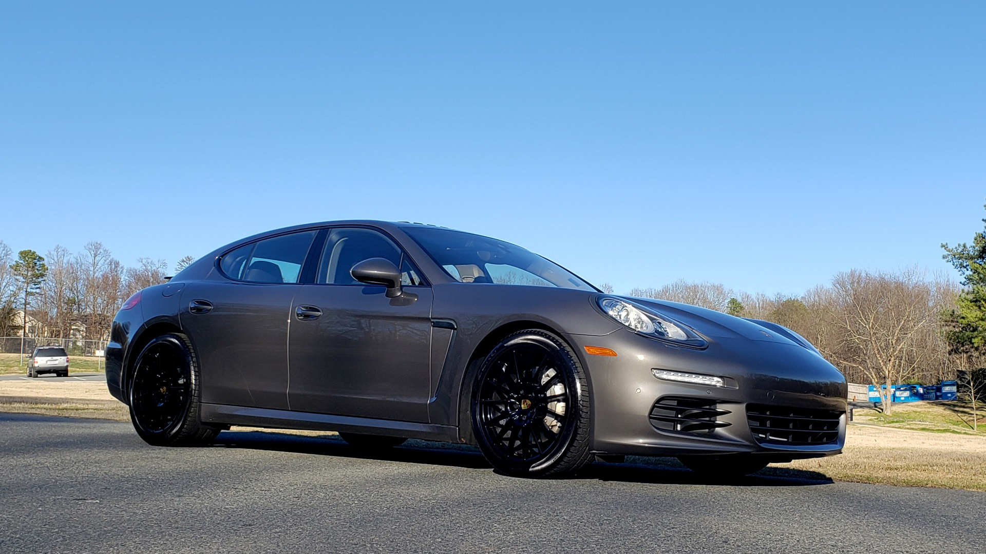 Used 2016 Porsche PANAMERA S / TURBO V6 / PDK / NAV / BOSE / SNRF / LDW / REARVIEW for sale Sold at Formula Imports in Charlotte NC 28227 38