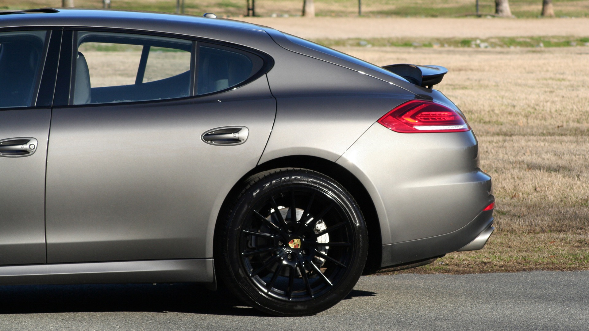 Used 2016 Porsche PANAMERA S / TURBO V6 / PDK / NAV / BOSE / SNRF / LDW / REARVIEW for sale Sold at Formula Imports in Charlotte NC 28227 5