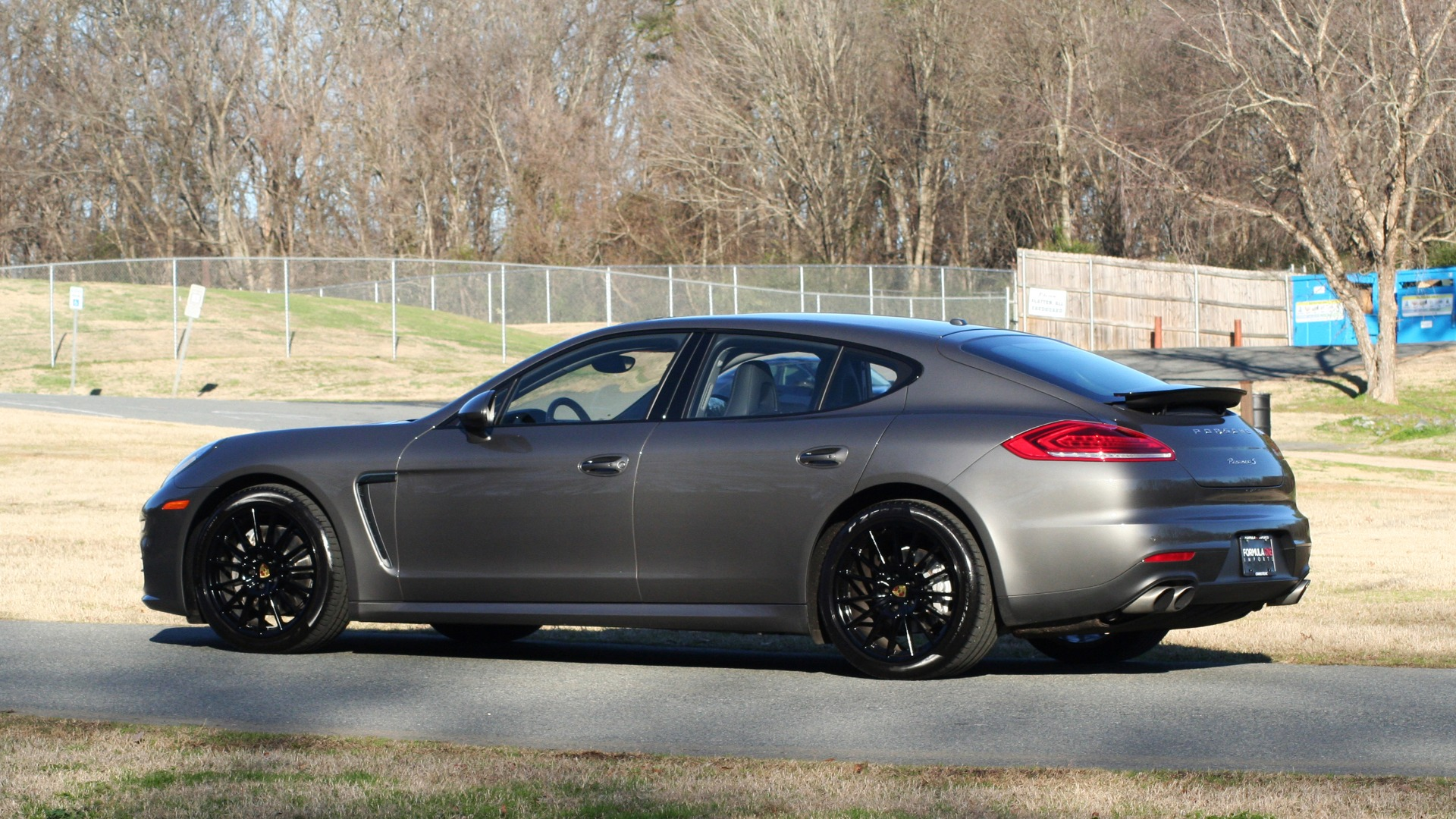 Used 2016 Porsche PANAMERA S / TURBO V6 / PDK / NAV / BOSE / SNRF / LDW / REARVIEW for sale Sold at Formula Imports in Charlotte NC 28227 6