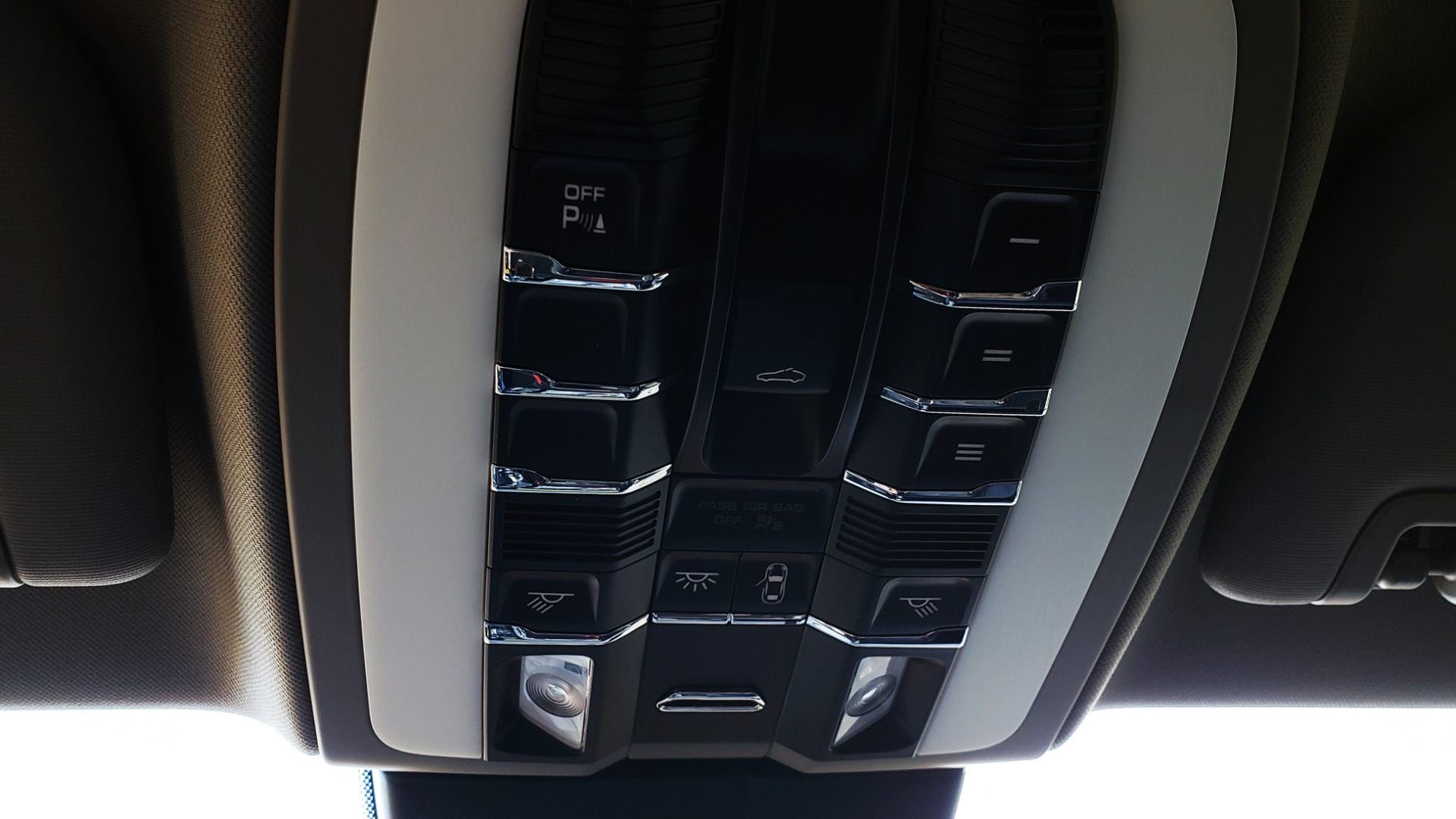 Used 2016 Porsche PANAMERA S / TURBO V6 / PDK / NAV / BOSE / SNRF / LDW / REARVIEW for sale Sold at Formula Imports in Charlotte NC 28227 70