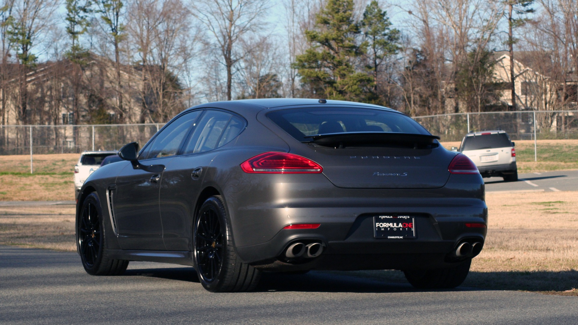 Used 2016 Porsche PANAMERA S / TURBO V6 / PDK / NAV / BOSE / SNRF / LDW / REARVIEW for sale Sold at Formula Imports in Charlotte NC 28227 8