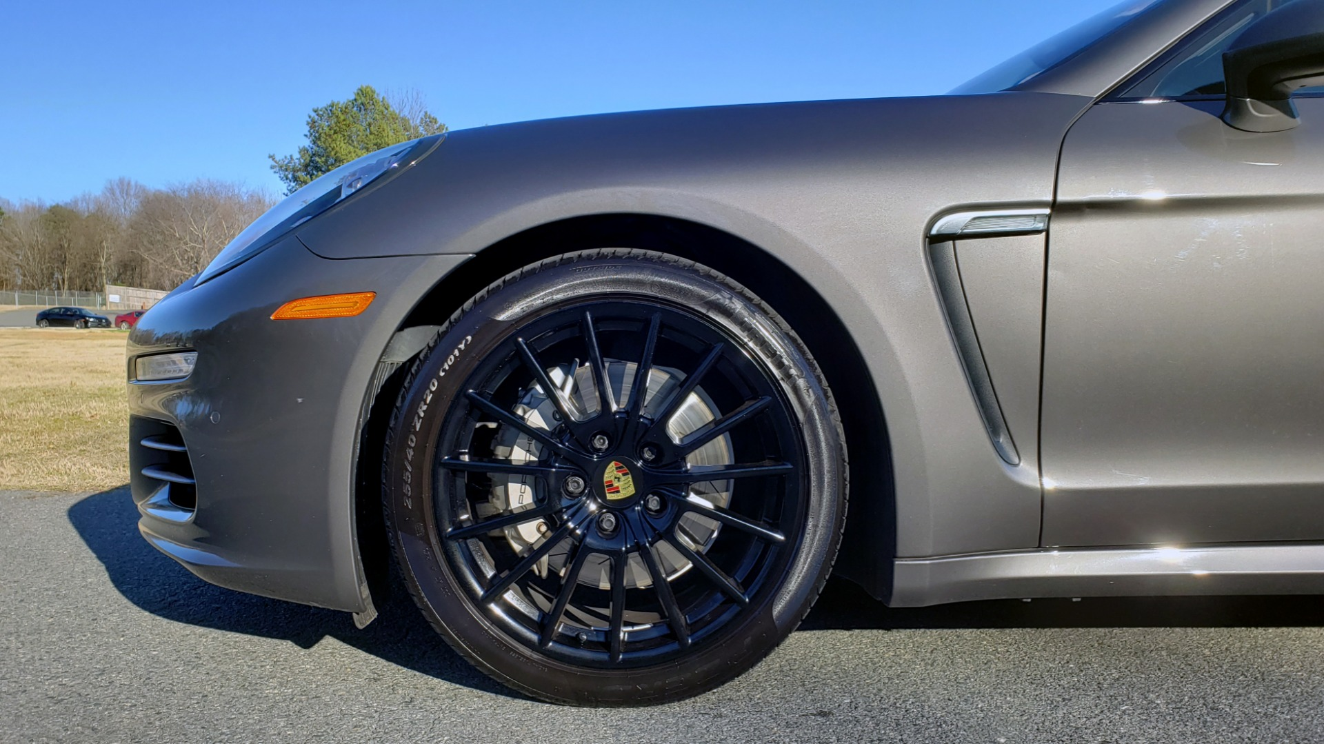 Used 2016 Porsche PANAMERA S / TURBO V6 / PDK / NAV / BOSE / SNRF / LDW / REARVIEW for sale Sold at Formula Imports in Charlotte NC 28227 95