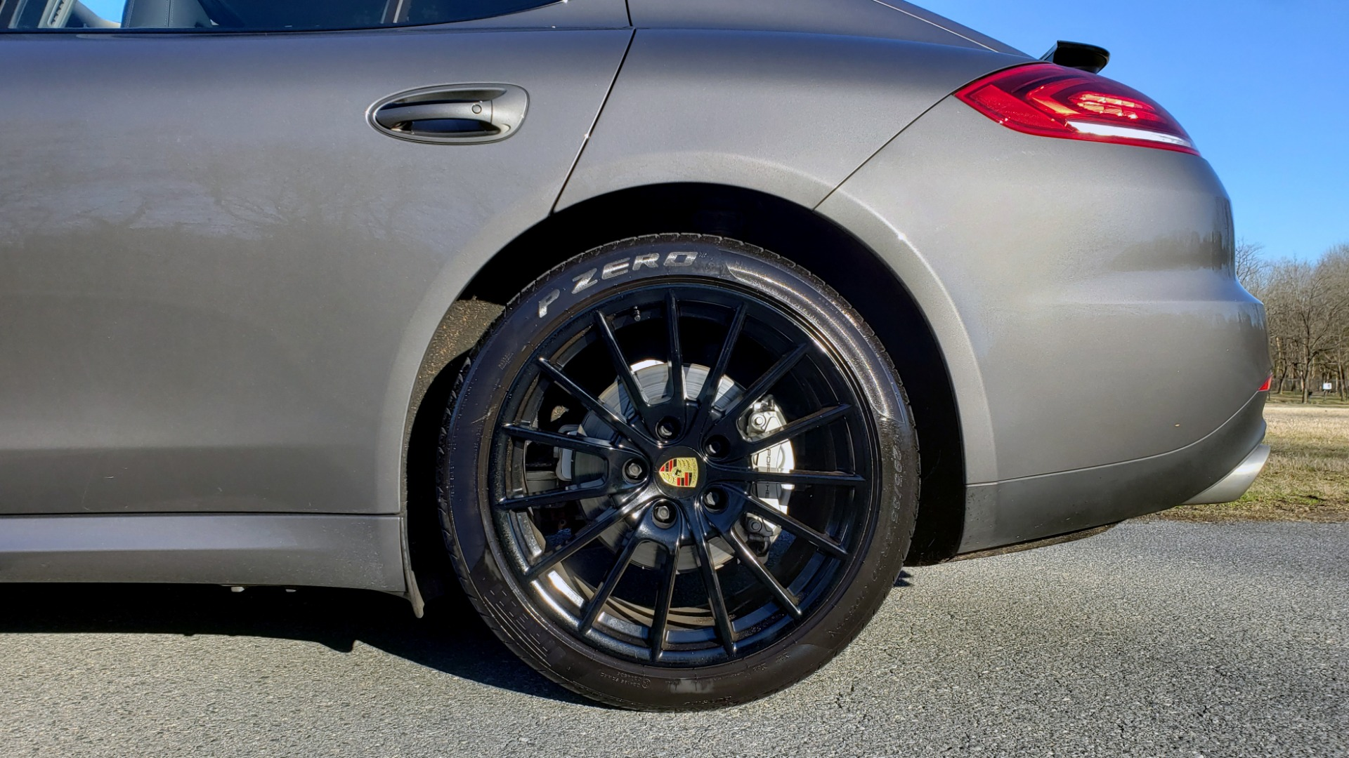 Used 2016 Porsche PANAMERA S / TURBO V6 / PDK / NAV / BOSE / SNRF / LDW / REARVIEW for sale Sold at Formula Imports in Charlotte NC 28227 96