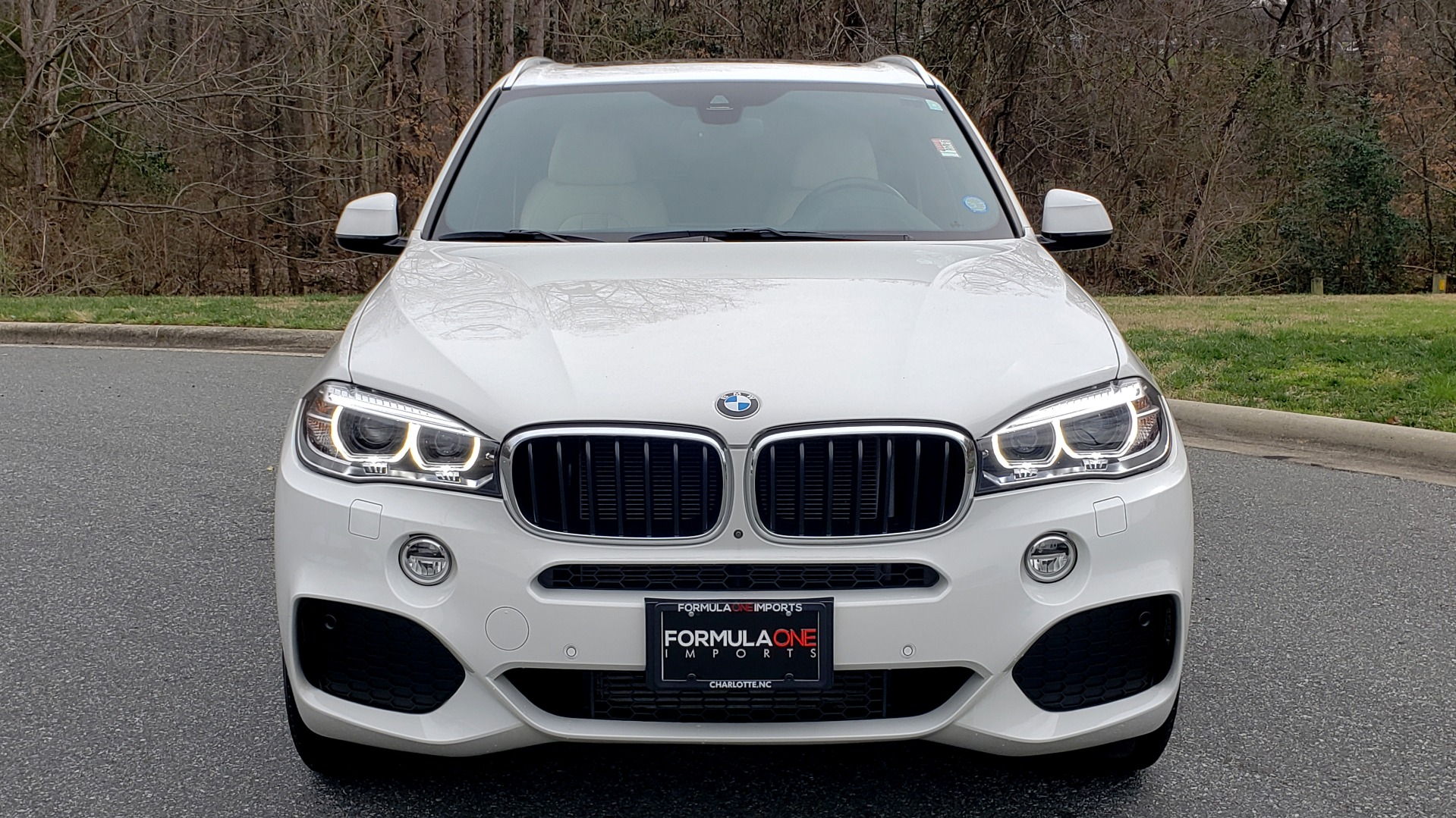 Used 2017 BMW X5 XDRIVE35I M-SPORT / PREM PKG / DRVR ASST PLUS CLD WTHR for sale Sold at Formula Imports in Charlotte NC 28227 23