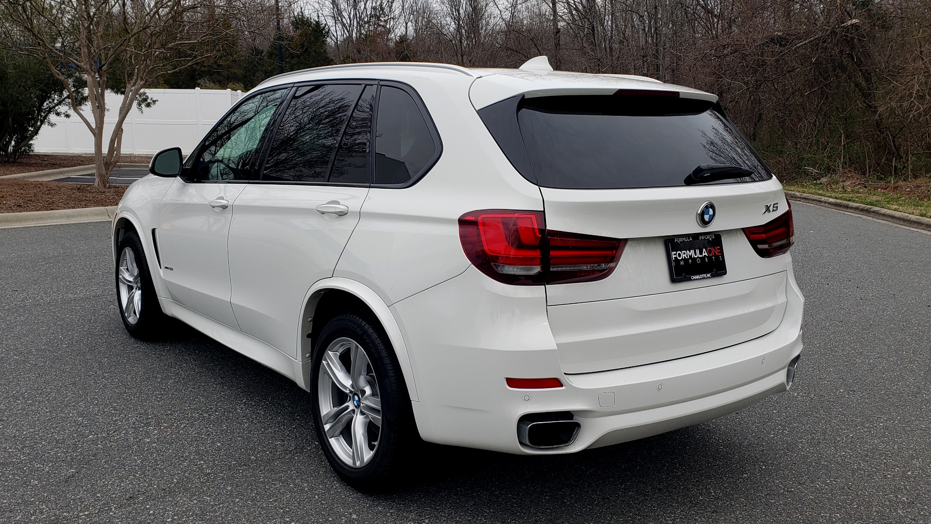 Used 2017 BMW X5 XDRIVE35I M-SPORT / PREM PKG / DRVR ASST PLUS CLD WTHR for sale Sold at Formula Imports in Charlotte NC 28227 3