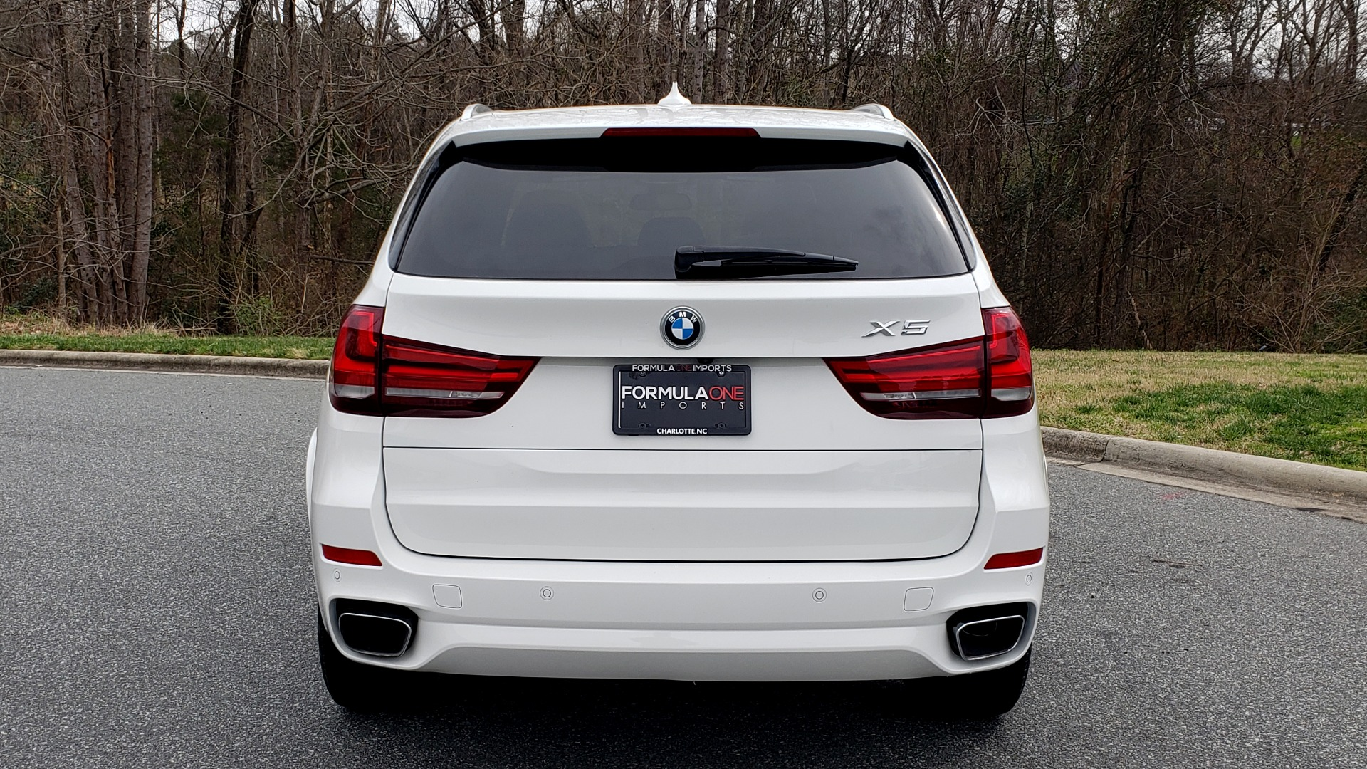 Used 2017 BMW X5 XDRIVE35I M-SPORT / PREM PKG / DRVR ASST PLUS CLD WTHR for sale Sold at Formula Imports in Charlotte NC 28227 30