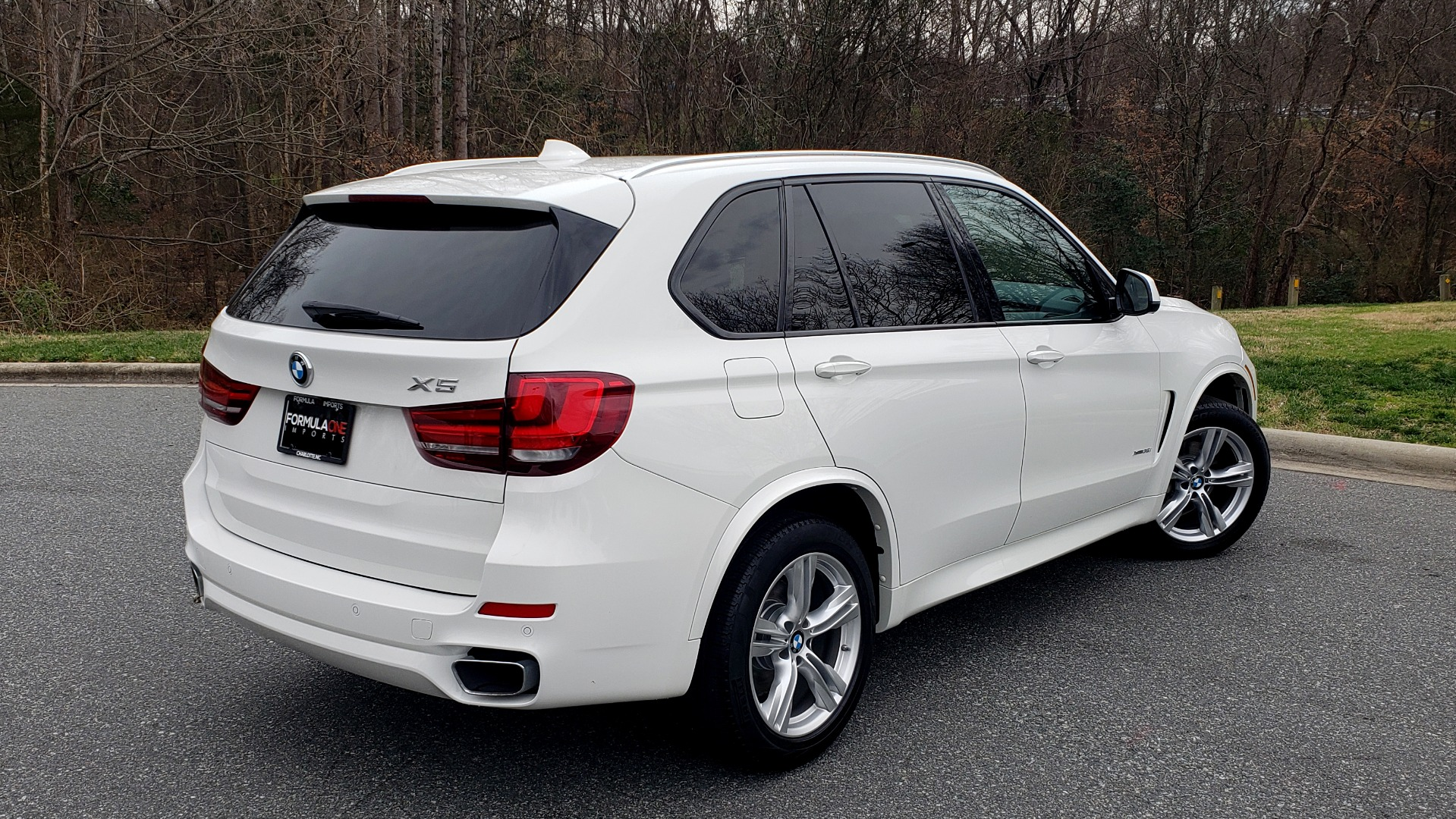 Used 2017 BMW X5 XDRIVE35I M-SPORT / PREM PKG / DRVR ASST PLUS CLD WTHR for sale Sold at Formula Imports in Charlotte NC 28227 6