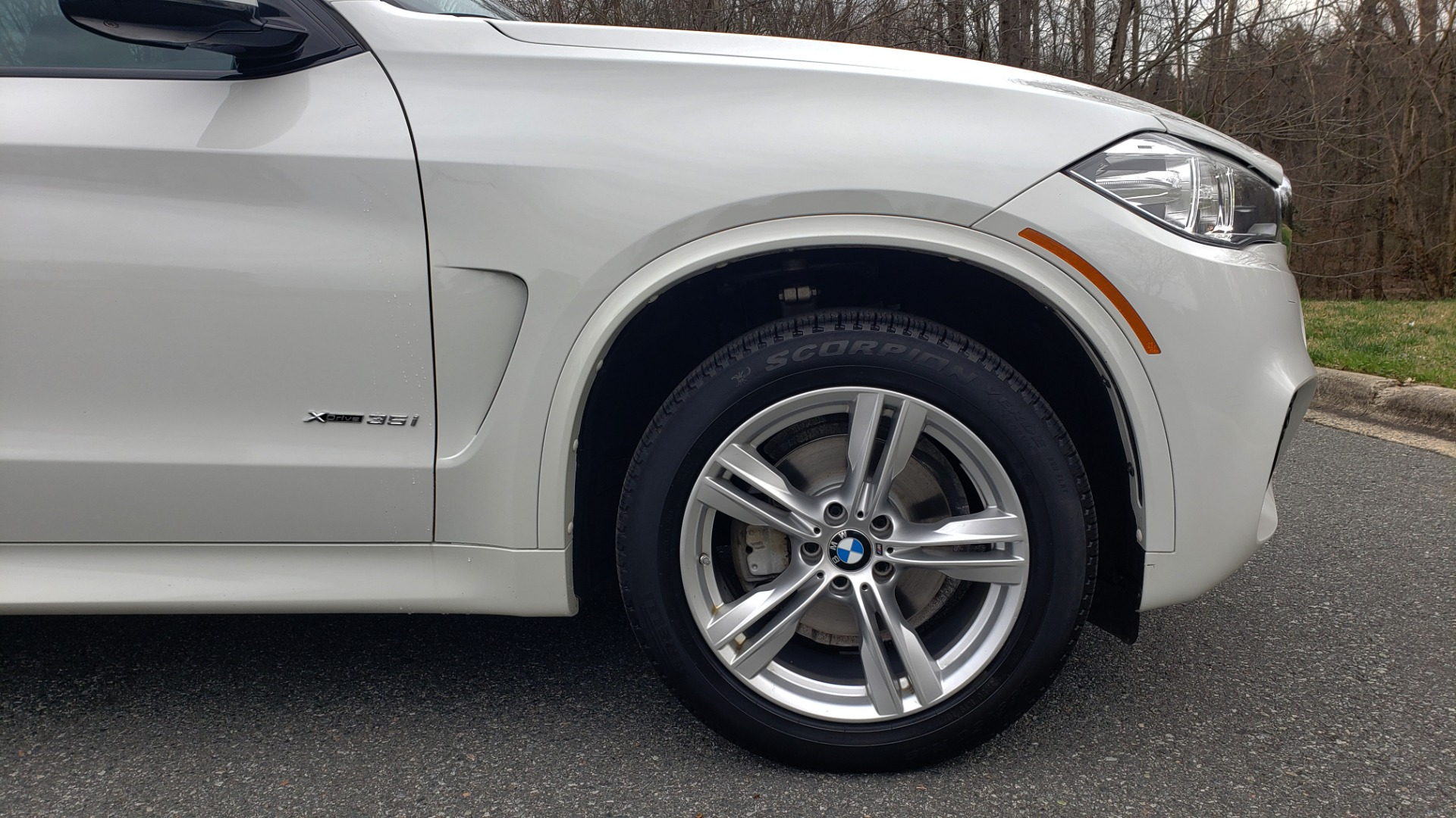 Used 2017 BMW X5 XDRIVE35I M-SPORT / PREM PKG / DRVR ASST PLUS CLD WTHR for sale Sold at Formula Imports in Charlotte NC 28227 88