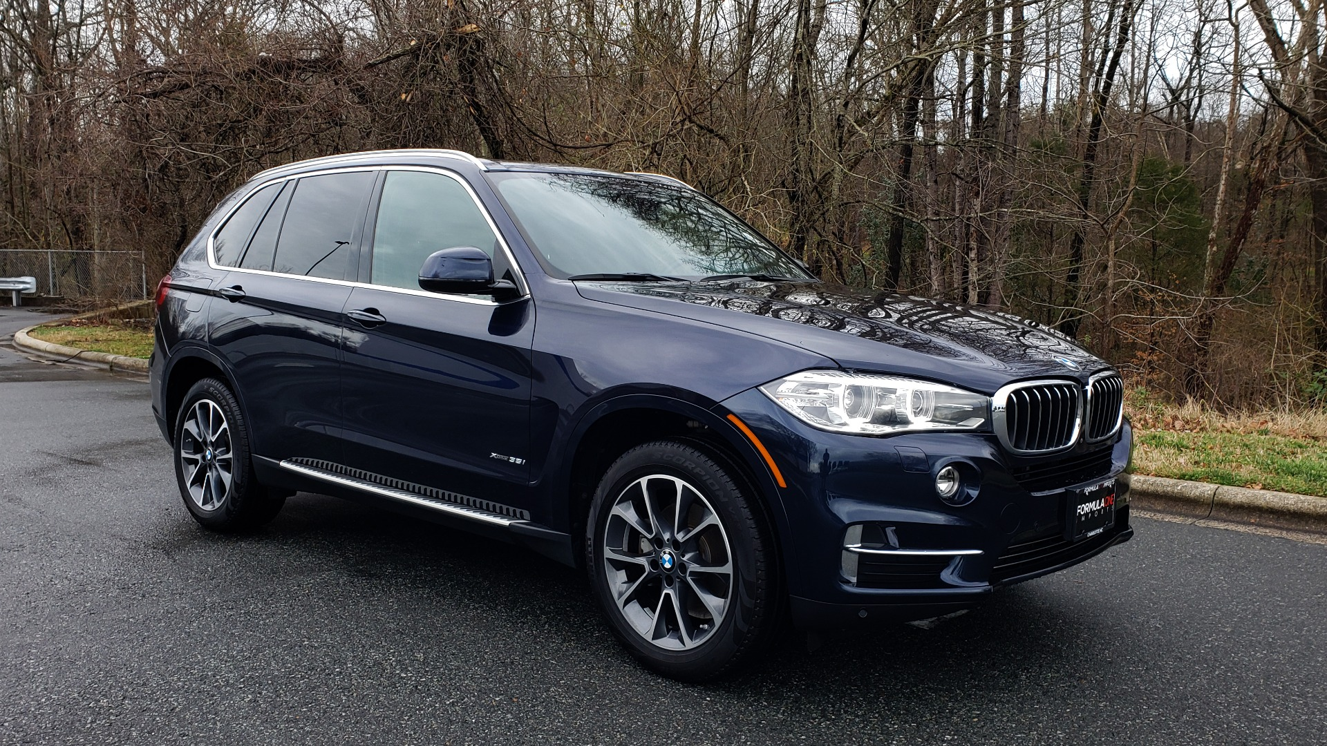 Used 2017 BMW X5 XDRIVE35I / PREMIUM / LUX / DRVR ASST PLUS / 3-ROW for sale Sold at Formula Imports in Charlotte NC 28227 4