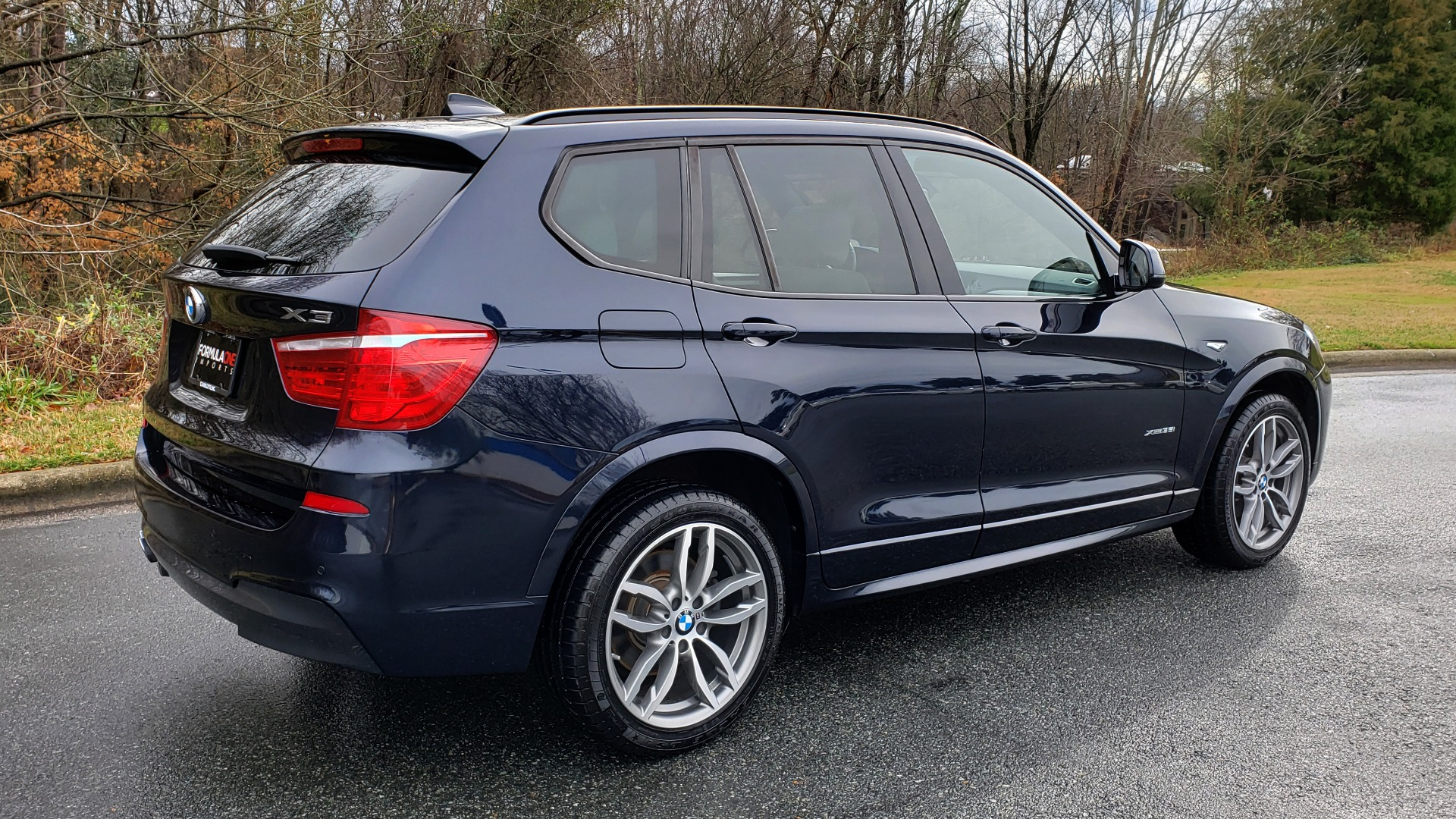 Used 2017 BMW X3 XDRIVE35I M-SPORT / DRVR ASST / TECH / CLD WTHR for sale Sold at Formula Imports in Charlotte NC 28227 6