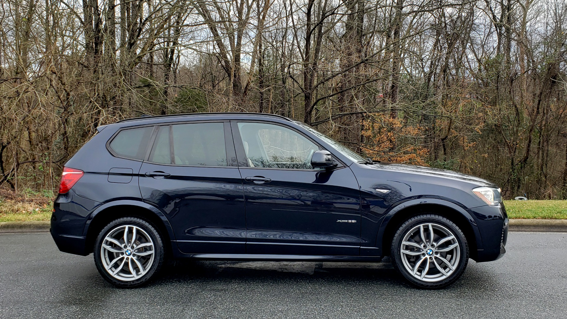Used 2017 BMW X3 XDRIVE35I M-SPORT / DRVR ASST / TECH / CLD WTHR for sale Sold at Formula Imports in Charlotte NC 28227 7
