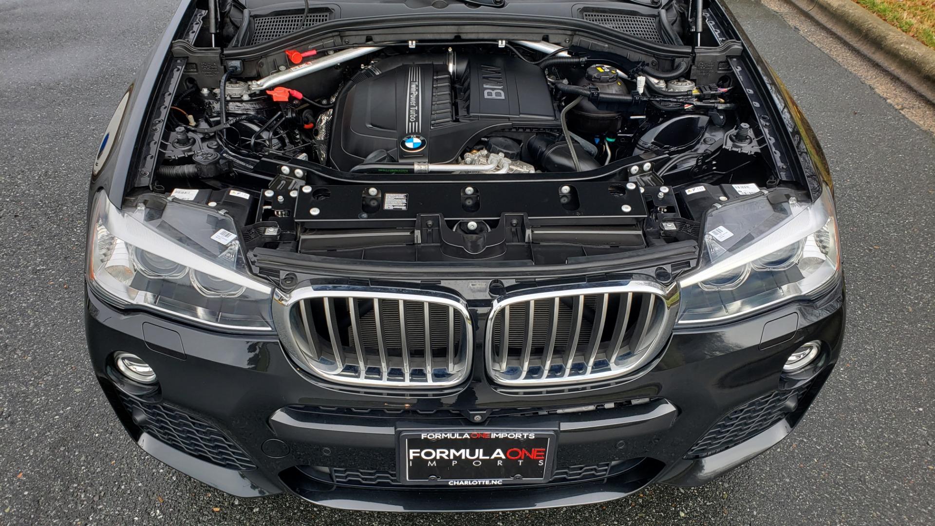 Used 2017 BMW X3 XDRIVE35I M-SPORT / DRVR ASST PLUS / TECHNOLOGY / HUD / BLIND SPOT for sale Sold at Formula Imports in Charlotte NC 28227 10
