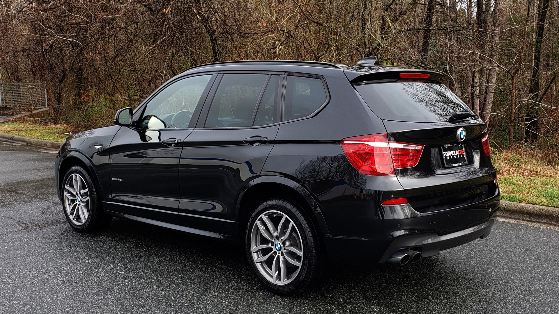 Used 2017 BMW X3 XDRIVE35I M-SPORT / DRVR ASST PLUS / TECHNOLOGY / HUD / BLIND SPOT for sale Sold at Formula Imports in Charlotte NC 28227 3