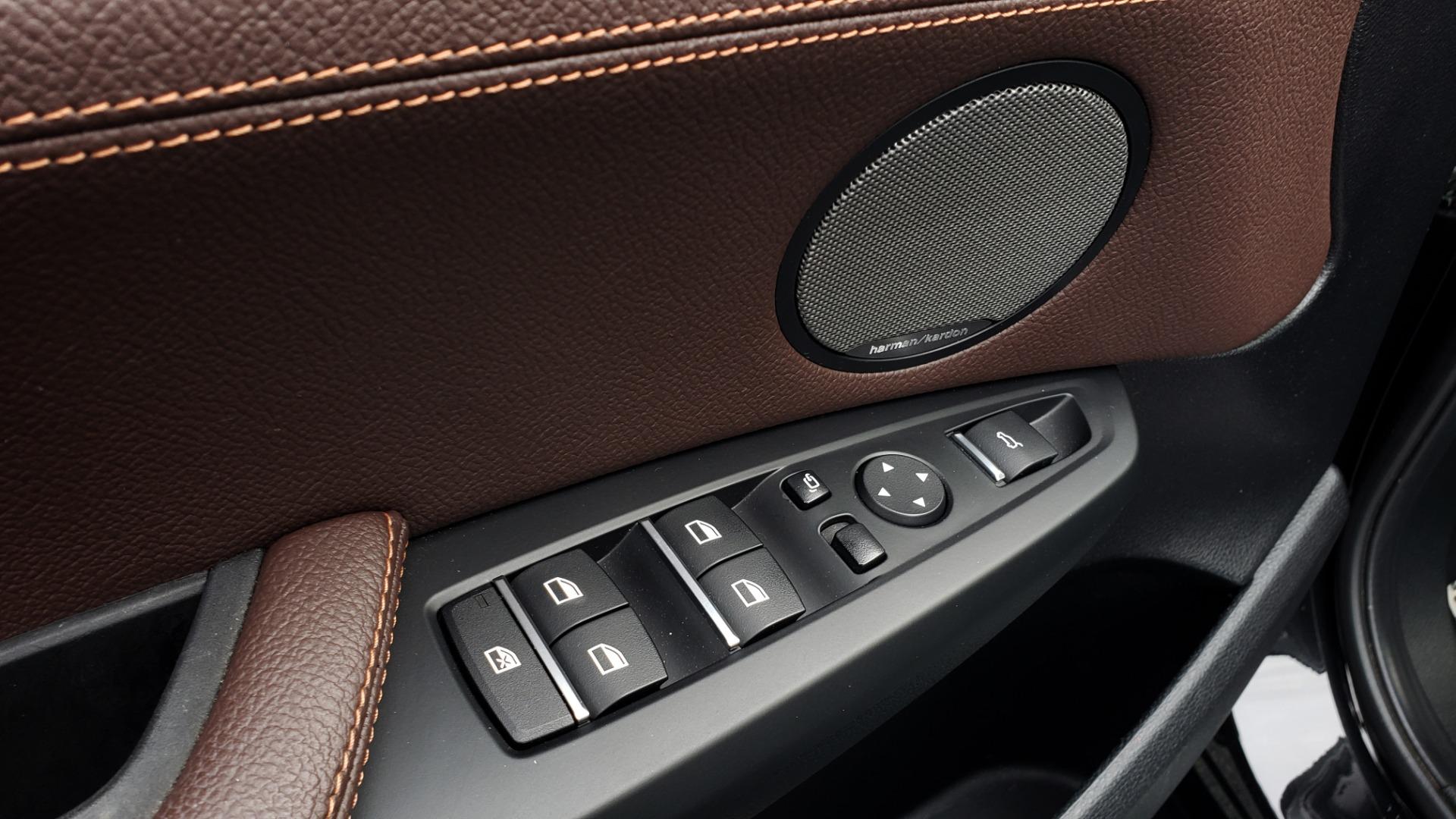 Used 2017 BMW X3 XDRIVE35I M-SPORT / DRVR ASST PLUS / TECHNOLOGY / HUD / BLIND SPOT for sale Sold at Formula Imports in Charlotte NC 28227 31