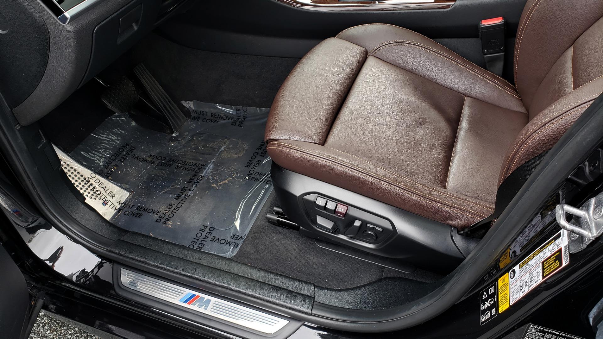 Used 2017 BMW X3 XDRIVE35I M-SPORT / DRVR ASST PLUS / TECHNOLOGY / HUD / BLIND SPOT for sale Sold at Formula Imports in Charlotte NC 28227 33