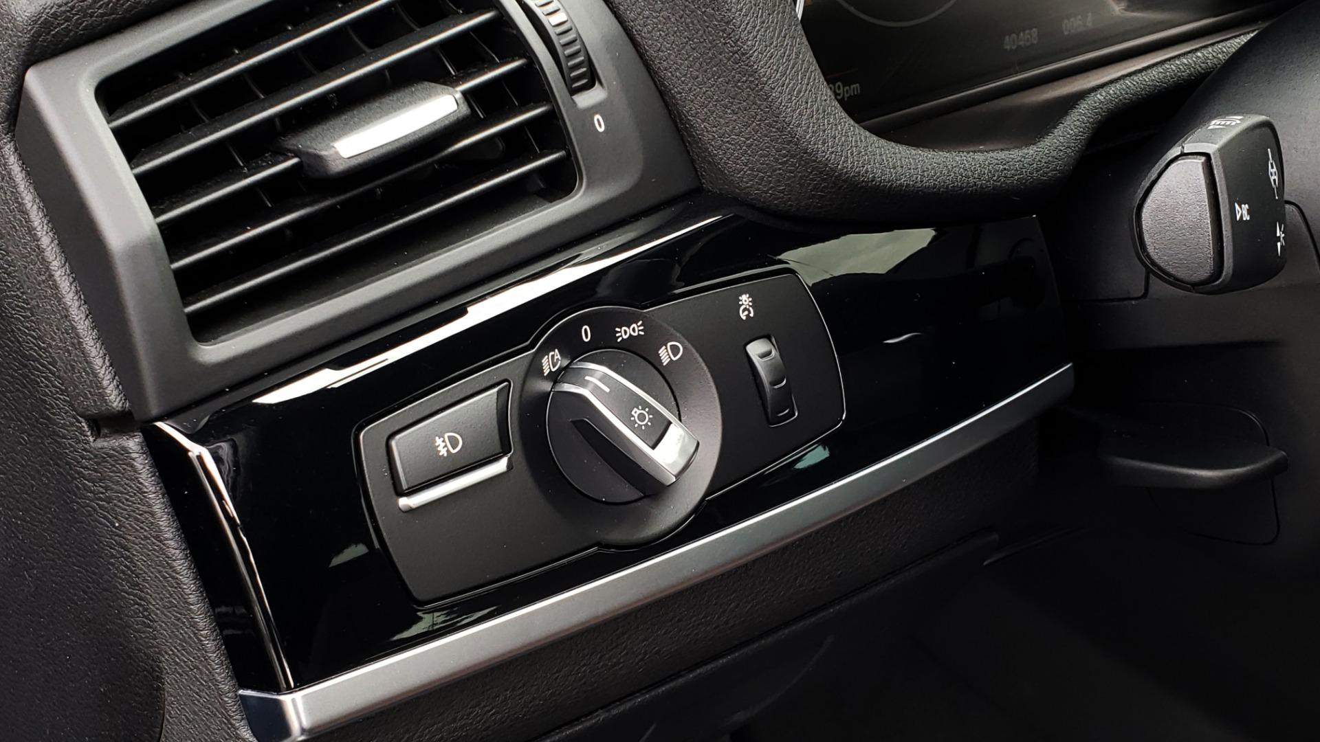 Used 2017 BMW X3 XDRIVE35I M-SPORT / DRVR ASST PLUS / TECHNOLOGY / HUD / BLIND SPOT for sale Sold at Formula Imports in Charlotte NC 28227 37