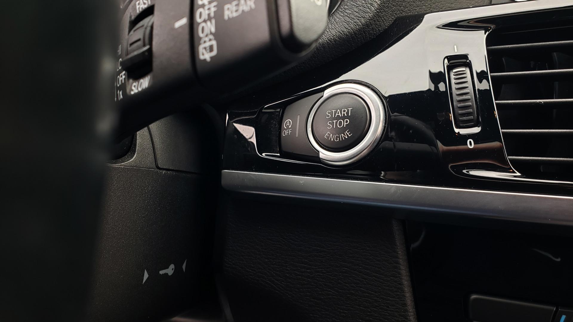 Used 2017 BMW X3 XDRIVE35I M-SPORT / DRVR ASST PLUS / TECHNOLOGY / HUD / BLIND SPOT for sale Sold at Formula Imports in Charlotte NC 28227 44