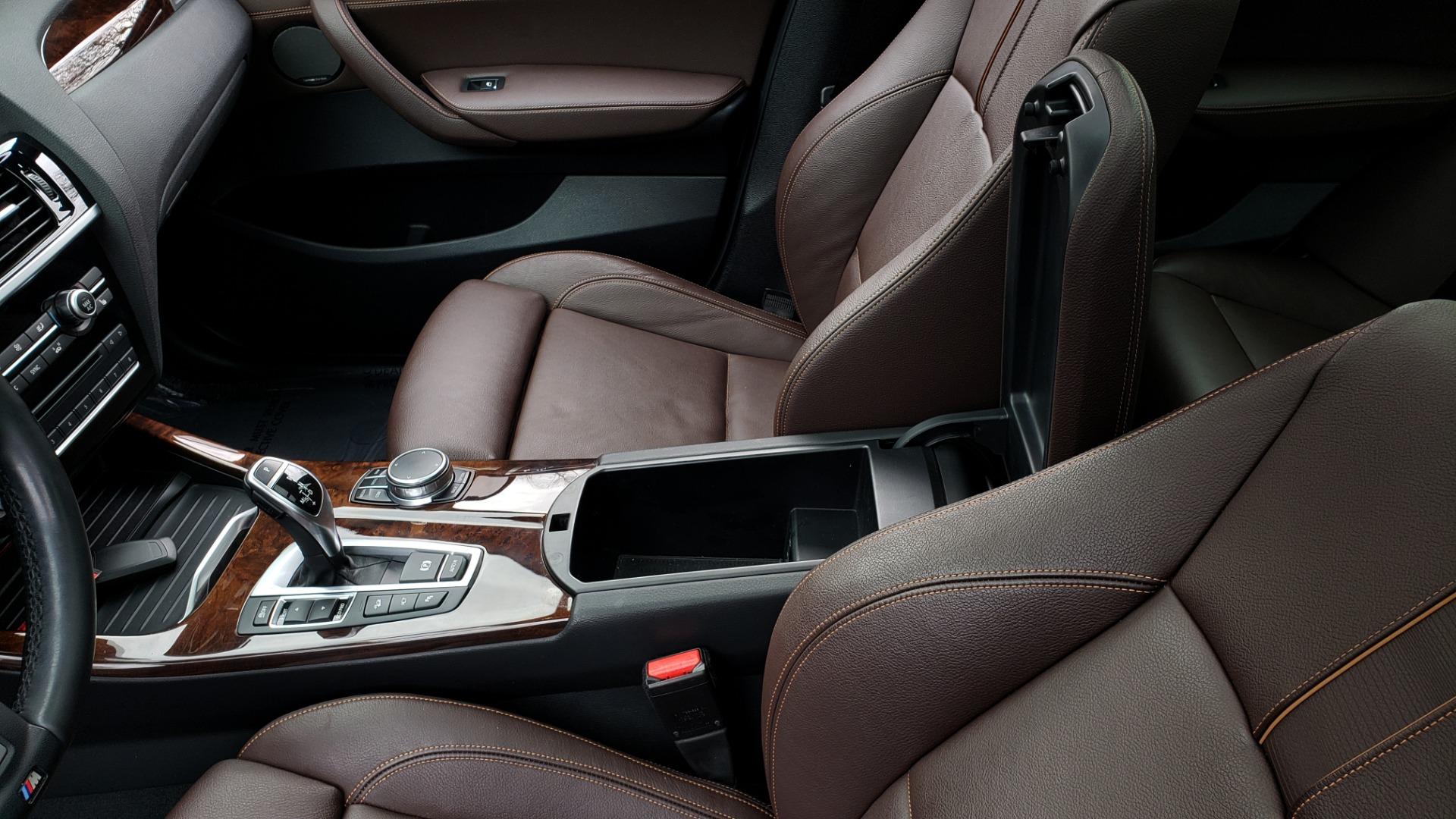 Used 2017 BMW X3 XDRIVE35I M-SPORT / DRVR ASST PLUS / TECHNOLOGY / HUD / BLIND SPOT for sale Sold at Formula Imports in Charlotte NC 28227 56