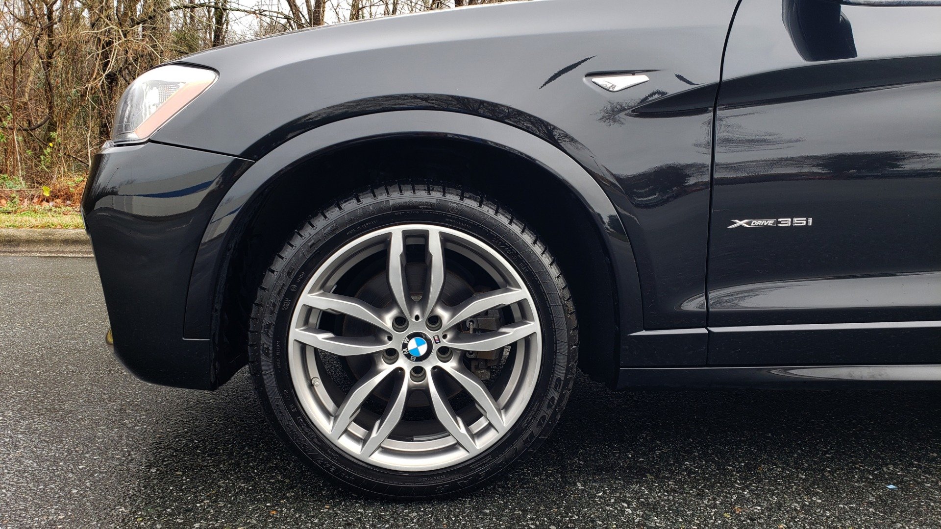 Used 2017 BMW X3 XDRIVE35I M-SPORT / DRVR ASST PLUS / TECHNOLOGY / HUD / BLIND SPOT for sale Sold at Formula Imports in Charlotte NC 28227 74