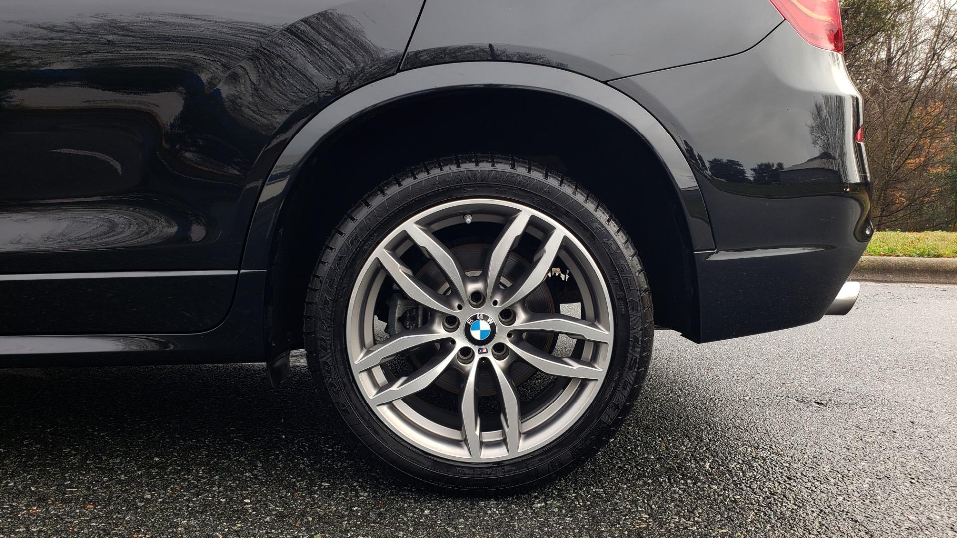 Used 2017 BMW X3 XDRIVE35I M-SPORT / DRVR ASST PLUS / TECHNOLOGY / HUD / BLIND SPOT for sale Sold at Formula Imports in Charlotte NC 28227 75
