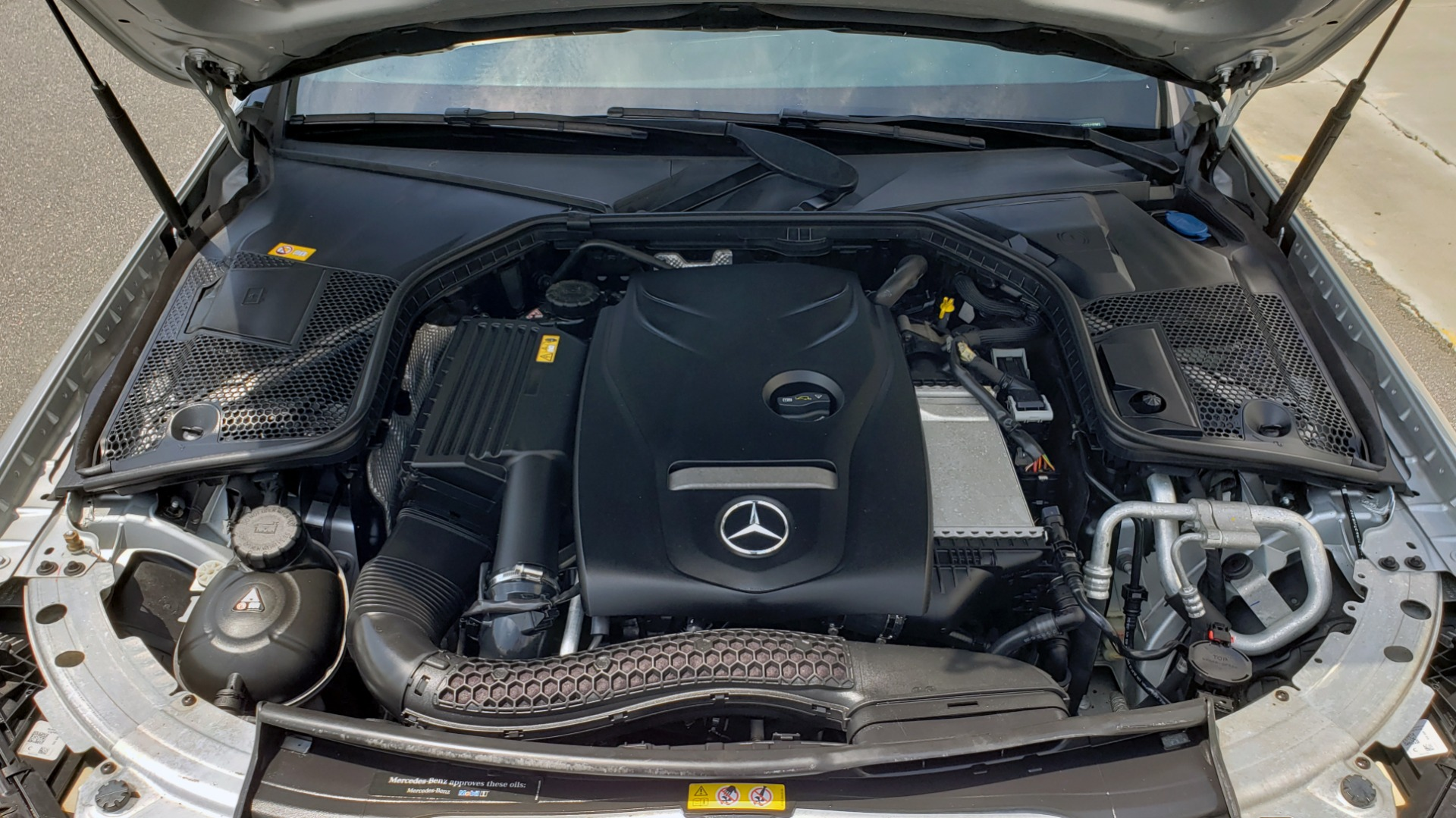 Used 2016 Mercedes-Benz C-CLASS C 300 SPORT 4MATIC / PREMIUM / MULTI-MEDIA / BSA / PANO-ROOF / REARVIEW for sale Call for price at Formula Imports in Charlotte NC 28227 13
