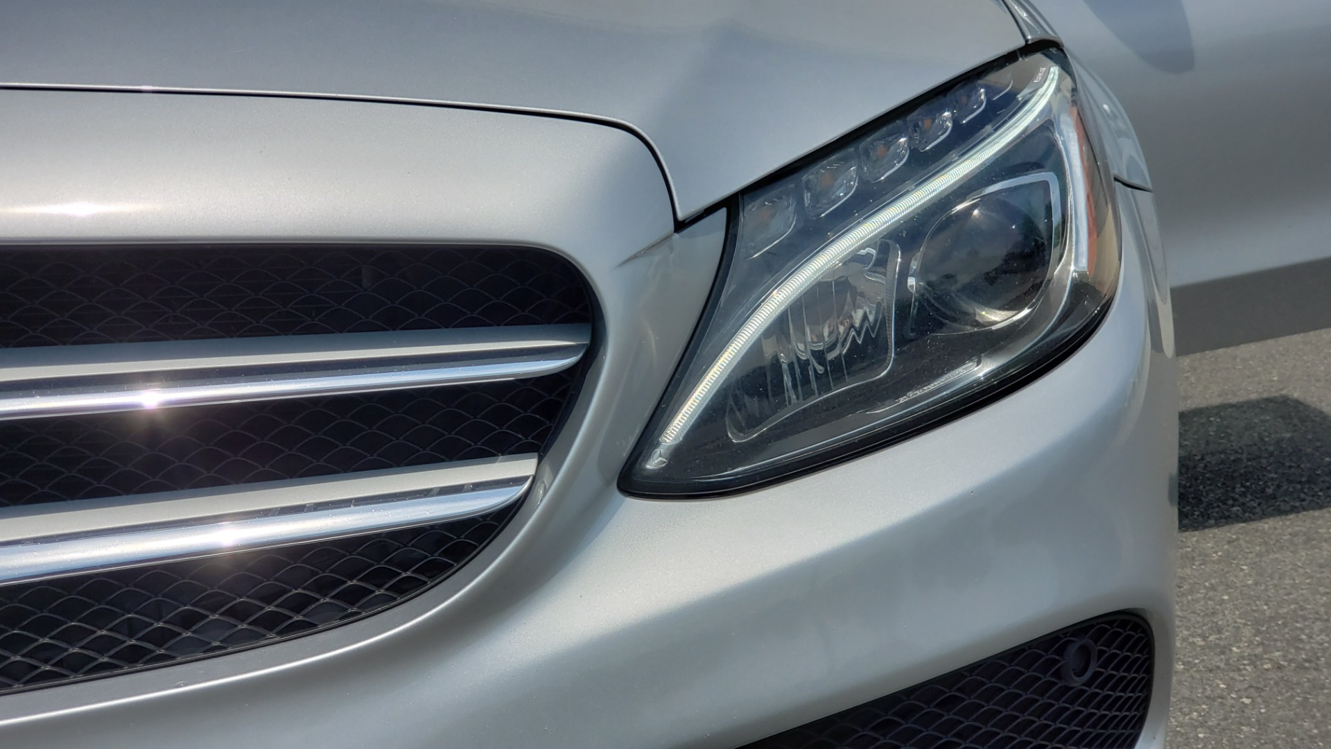 Used 2016 Mercedes-Benz C-CLASS C 300 SPORT 4MATIC / PREMIUM / MULTI-MEDIA / BSA / PANO-ROOF / REARVIEW for sale Call for price at Formula Imports in Charlotte NC 28227 21