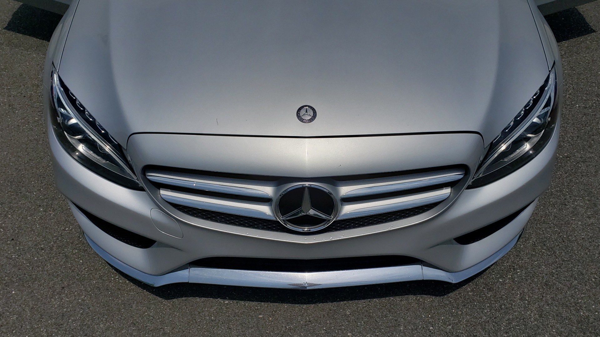 Used 2016 Mercedes-Benz C-CLASS C 300 SPORT 4MATIC / PREMIUM / MULTI-MEDIA / BSA / PANO-ROOF / REARVIEW for sale Call for price at Formula Imports in Charlotte NC 28227 22