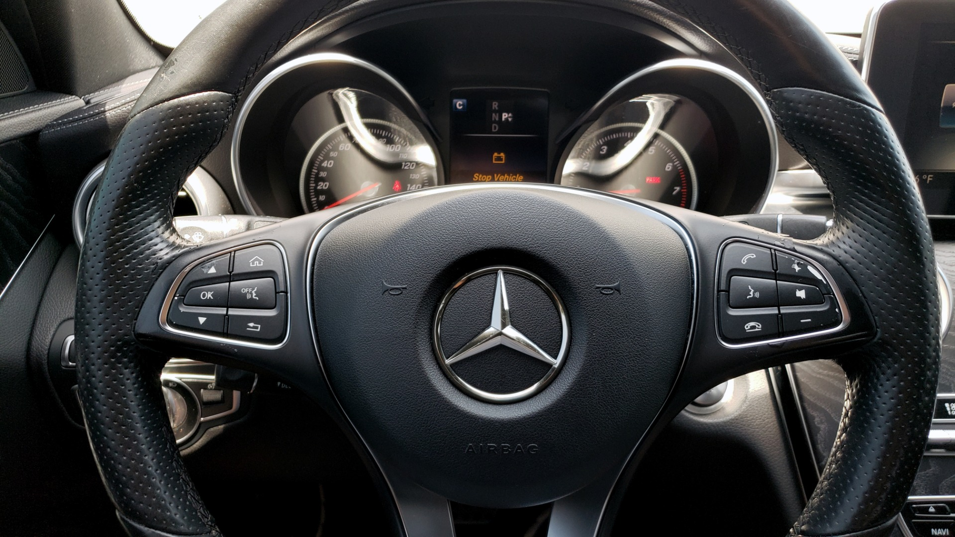 Used 2016 Mercedes-Benz C-CLASS C 300 SPORT 4MATIC / PREMIUM / MULTI-MEDIA / BSA / PANO-ROOF / REARVIEW for sale Call for price at Formula Imports in Charlotte NC 28227 36