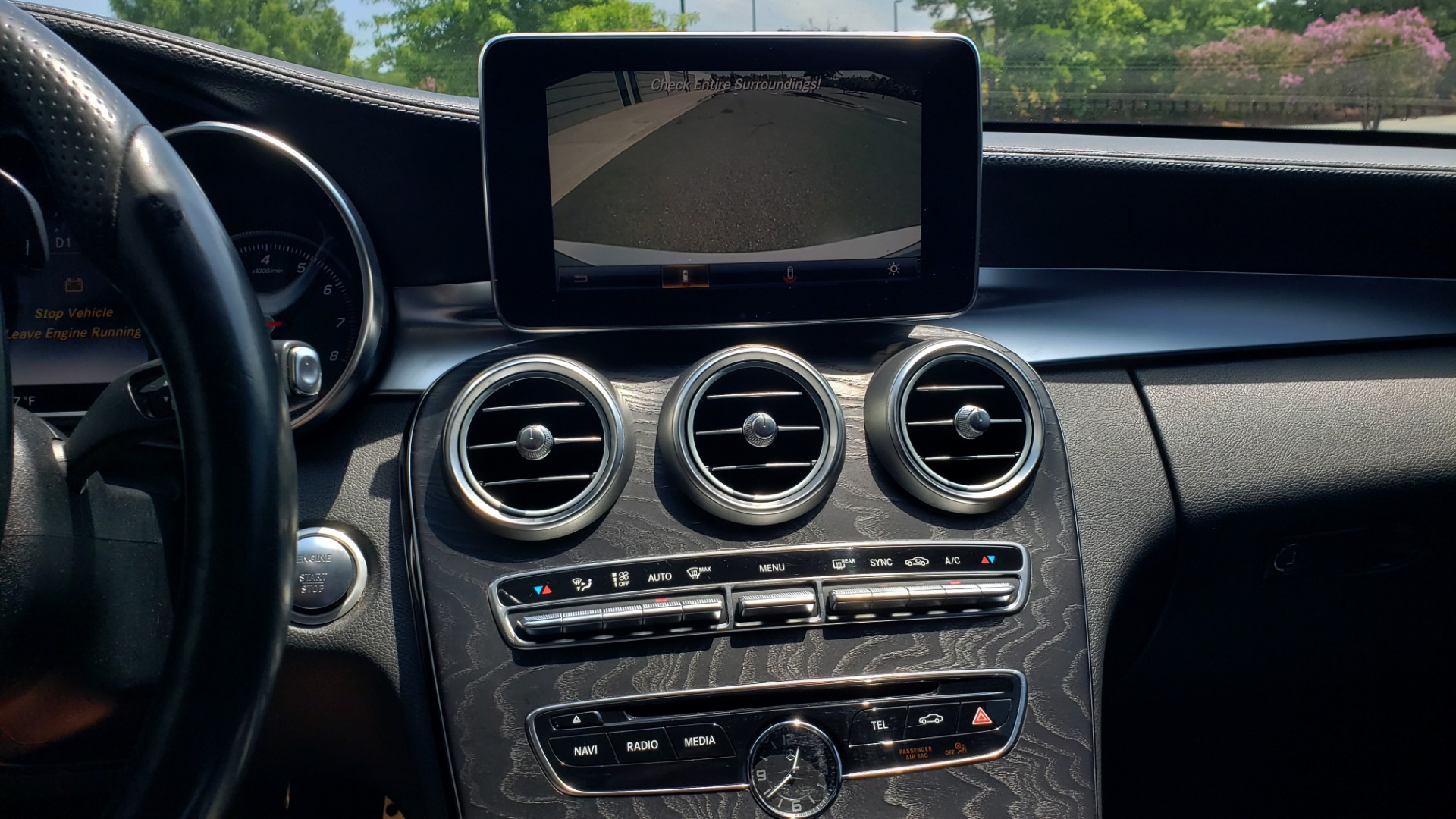 Used 2016 Mercedes-Benz C-CLASS C 300 SPORT 4MATIC / PREMIUM / MULTI-MEDIA / BSA / PANO-ROOF / REARVIEW for sale Call for price at Formula Imports in Charlotte NC 28227 40