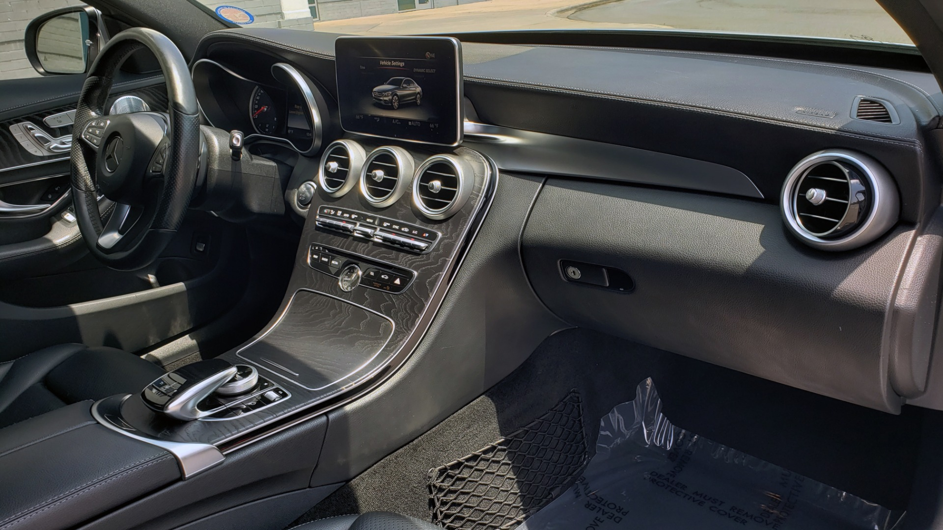 Used 2016 Mercedes-Benz C-CLASS C 300 SPORT 4MATIC / PREMIUM / MULTI-MEDIA / BSA / PANO-ROOF / REARVIEW for sale Call for price at Formula Imports in Charlotte NC 28227 63