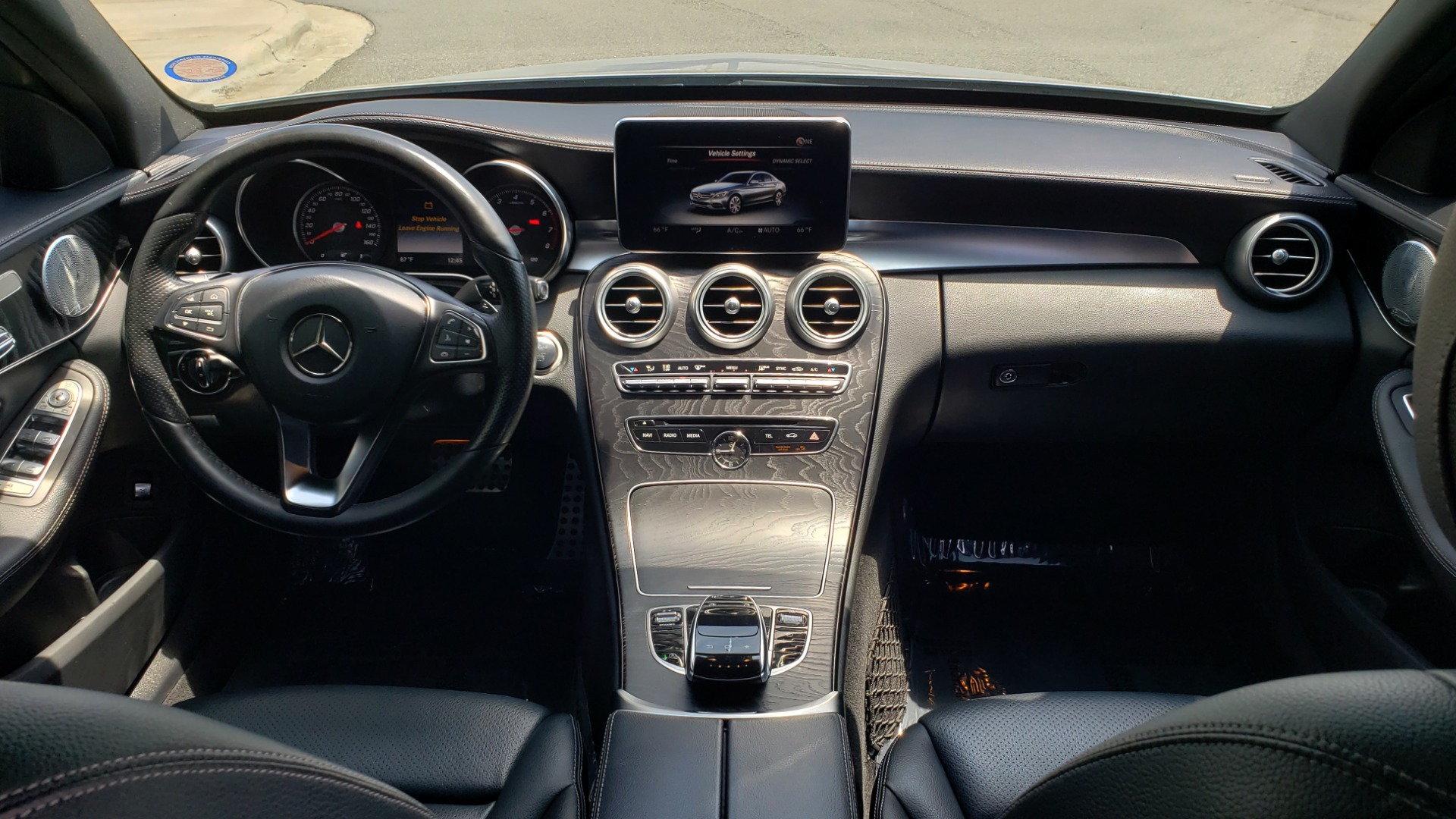 Used 2016 Mercedes-Benz C-CLASS C 300 SPORT 4MATIC / PREMIUM / MULTI-MEDIA / BSA / PANO-ROOF / REARVIEW for sale Call for price at Formula Imports in Charlotte NC 28227 70