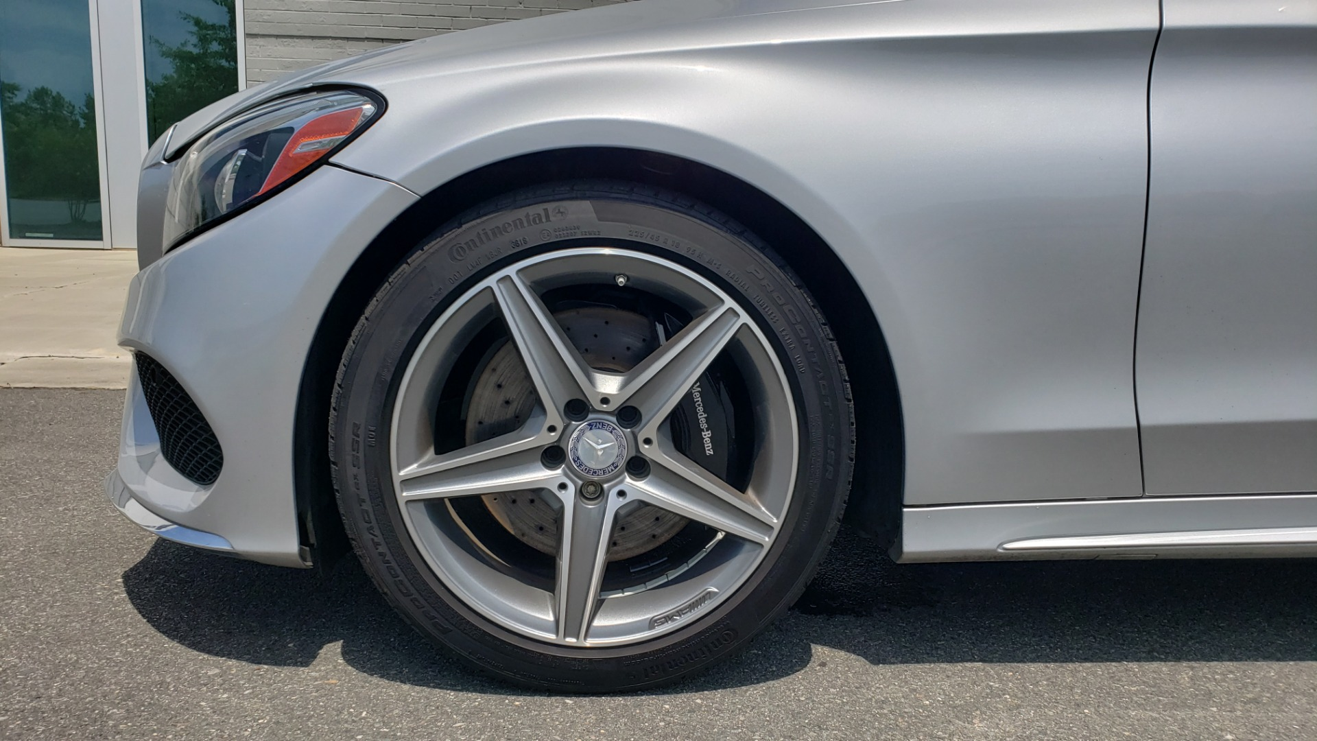 Used 2016 Mercedes-Benz C-CLASS C 300 SPORT 4MATIC / PREMIUM / MULTI-MEDIA / BSA / PANO-ROOF / REARVIEW for sale Call for price at Formula Imports in Charlotte NC 28227 73