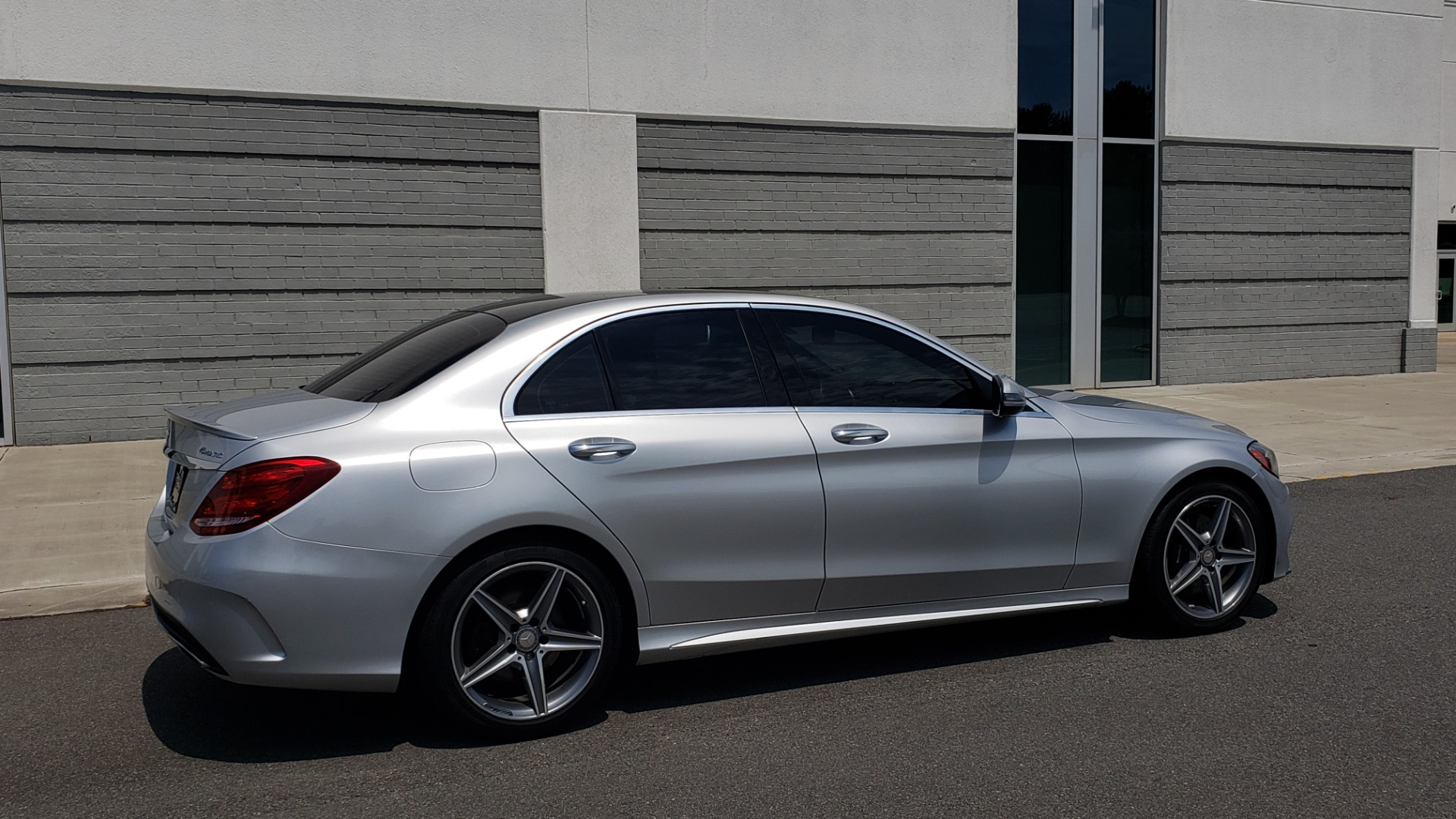 Used 2016 Mercedes-Benz C-CLASS C 300 SPORT 4MATIC / PREMIUM / MULTI-MEDIA / BSA / PANO-ROOF / REARVIEW for sale Call for price at Formula Imports in Charlotte NC 28227 8