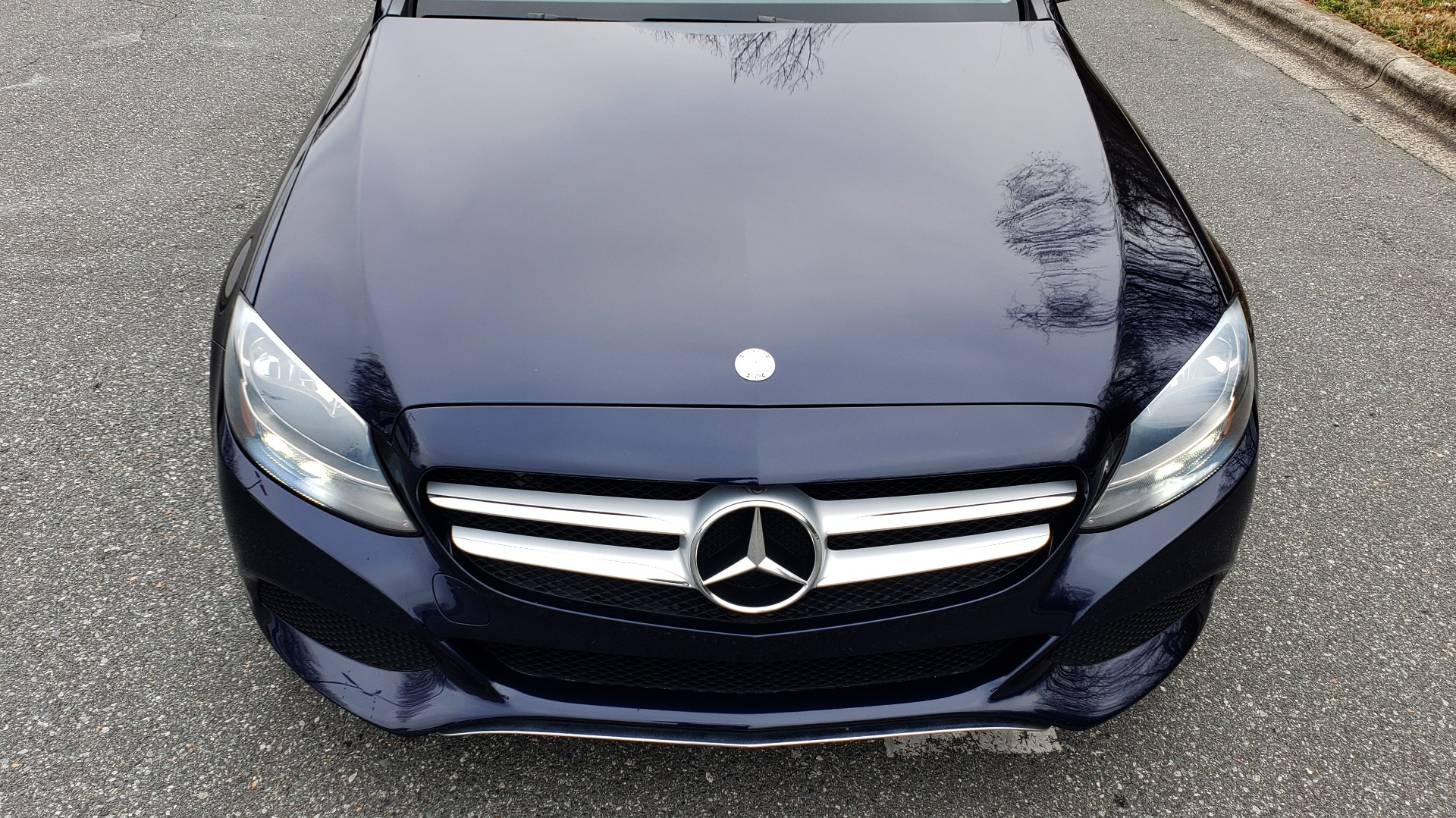 Used 2016 Mercedes-Benz C-CLASS C 300 / PREM PKG / PANO-ROOF / BSA / HTD STS / REARVIEW for sale Sold at Formula Imports in Charlotte NC 28227 13