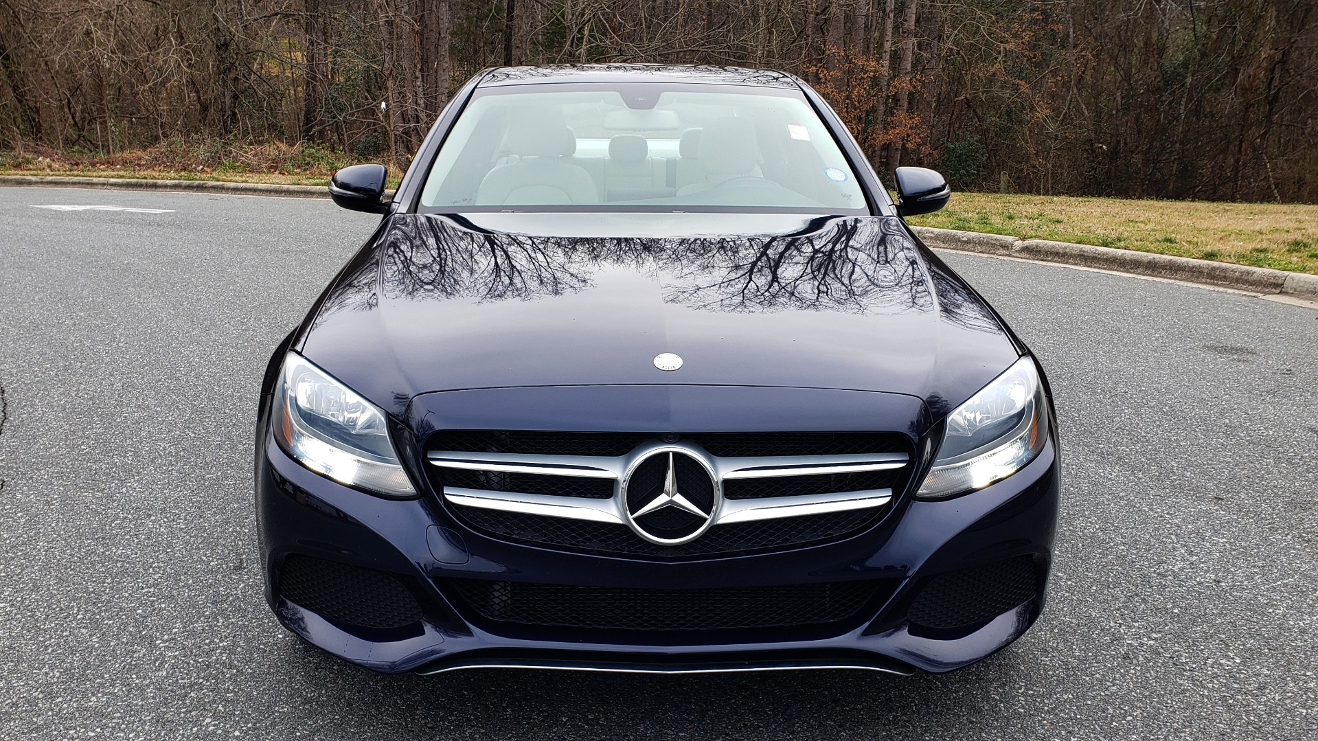 Used 2016 Mercedes-Benz C-CLASS C 300 / PREM PKG / PANO-ROOF / BSA / HTD STS / REARVIEW for sale Sold at Formula Imports in Charlotte NC 28227 19