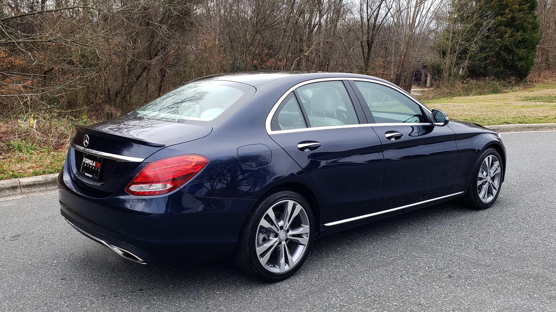Used 2016 Mercedes-Benz C-CLASS C 300 / PREM PKG / PANO-ROOF / BSA / HTD STS / REARVIEW for sale Sold at Formula Imports in Charlotte NC 28227 6
