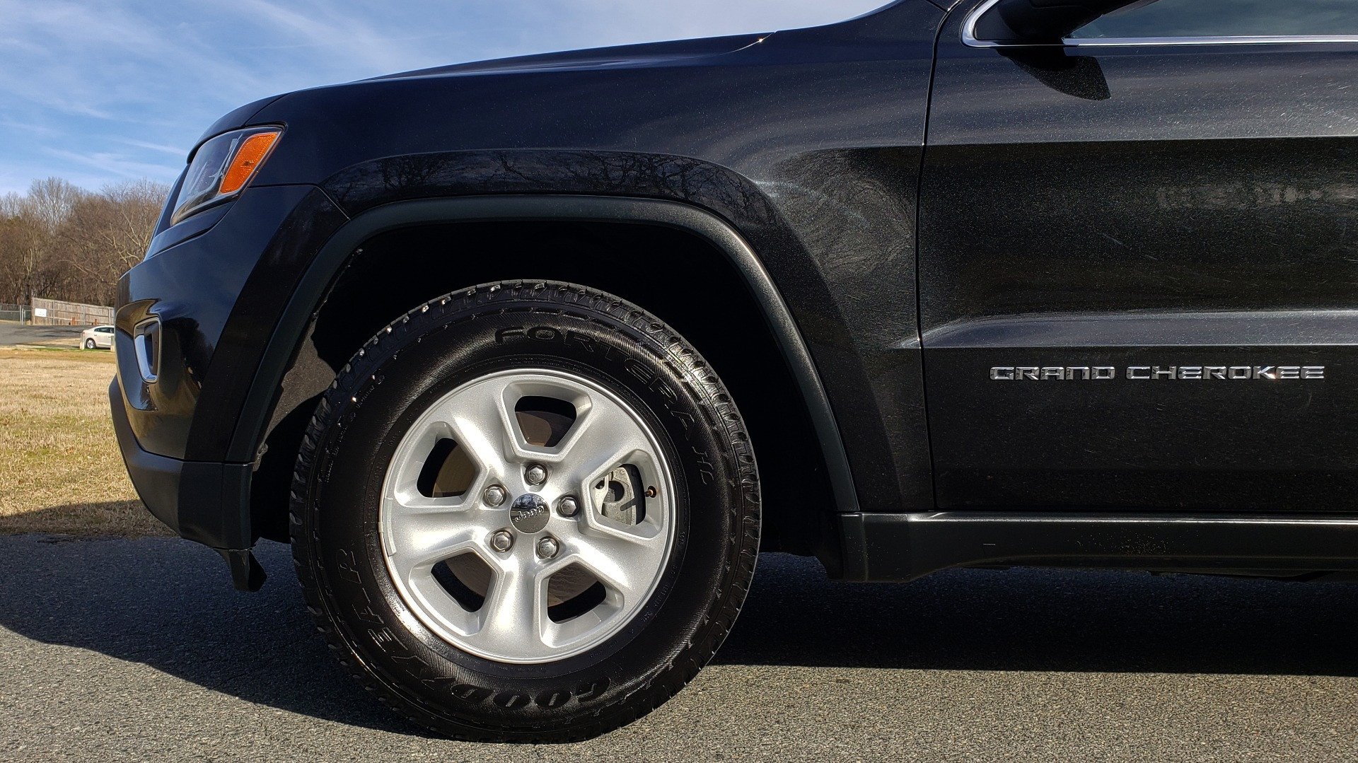 Used 2015 Jeep GRAND CHEROKEE LAREDO / 4X2 / 3.6L V6 / AUTO / 17IN WHEELS for sale Sold at Formula Imports in Charlotte NC 28227 60